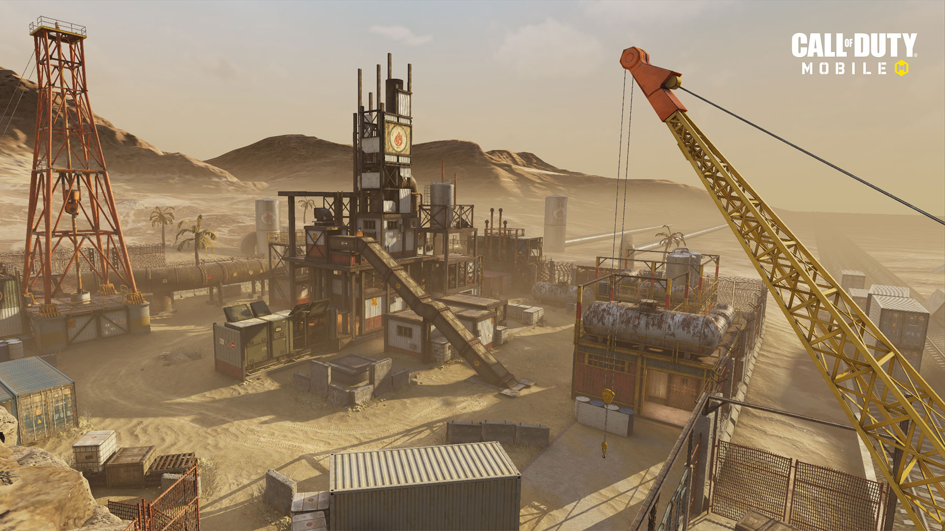 Call of Duty®: Mobile Map Snapshot: Rust - Image 8