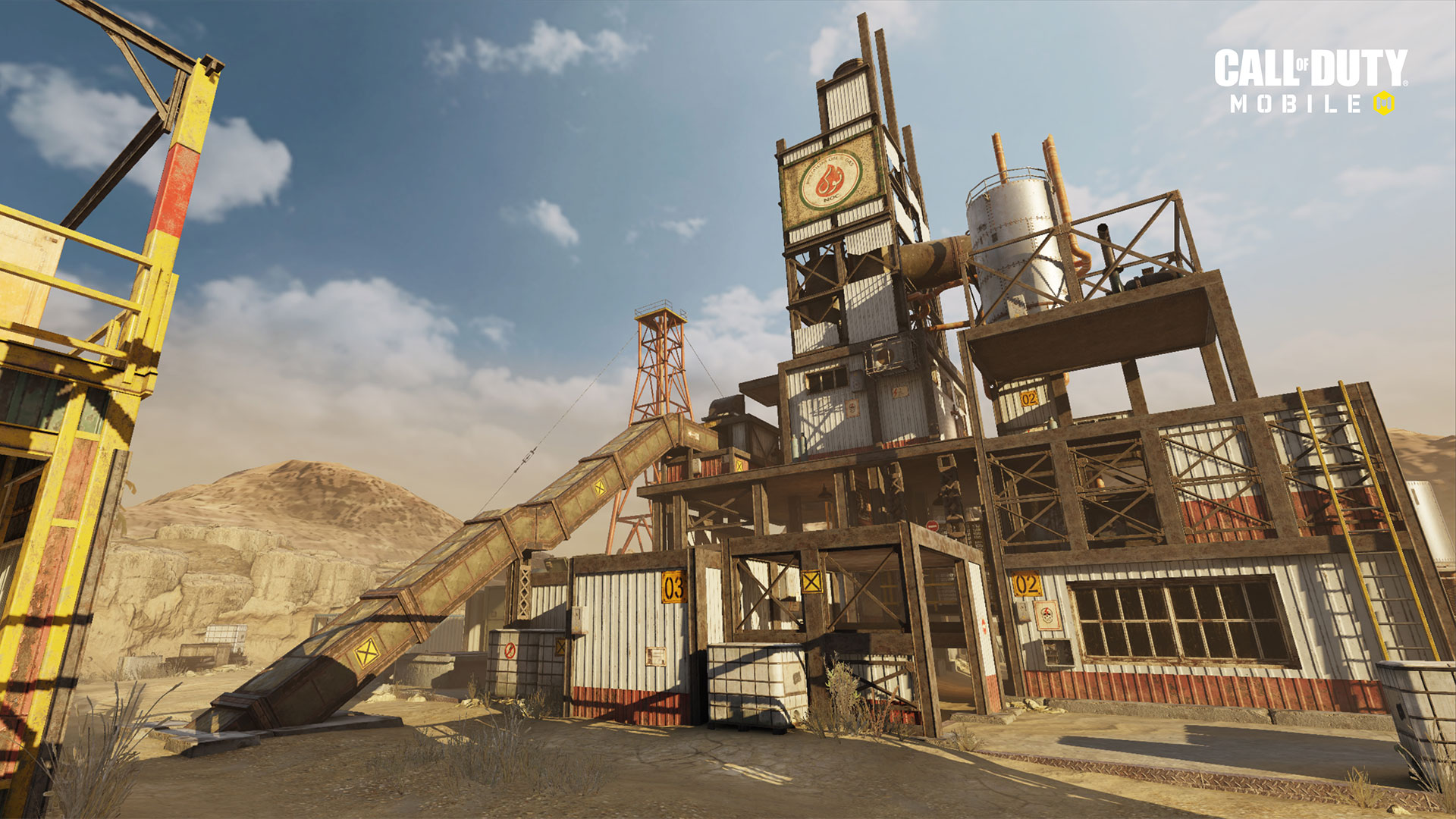 Call of Duty®: Mobile Map Snapshot: Rust - Image 1