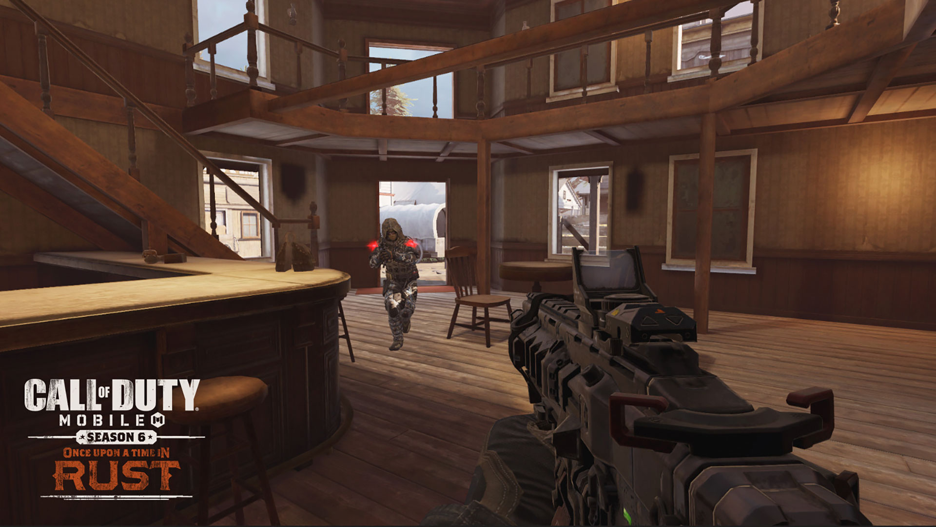 Ready Up Gunslingers For A New Mode In Call Of Duty Mobile 1v1