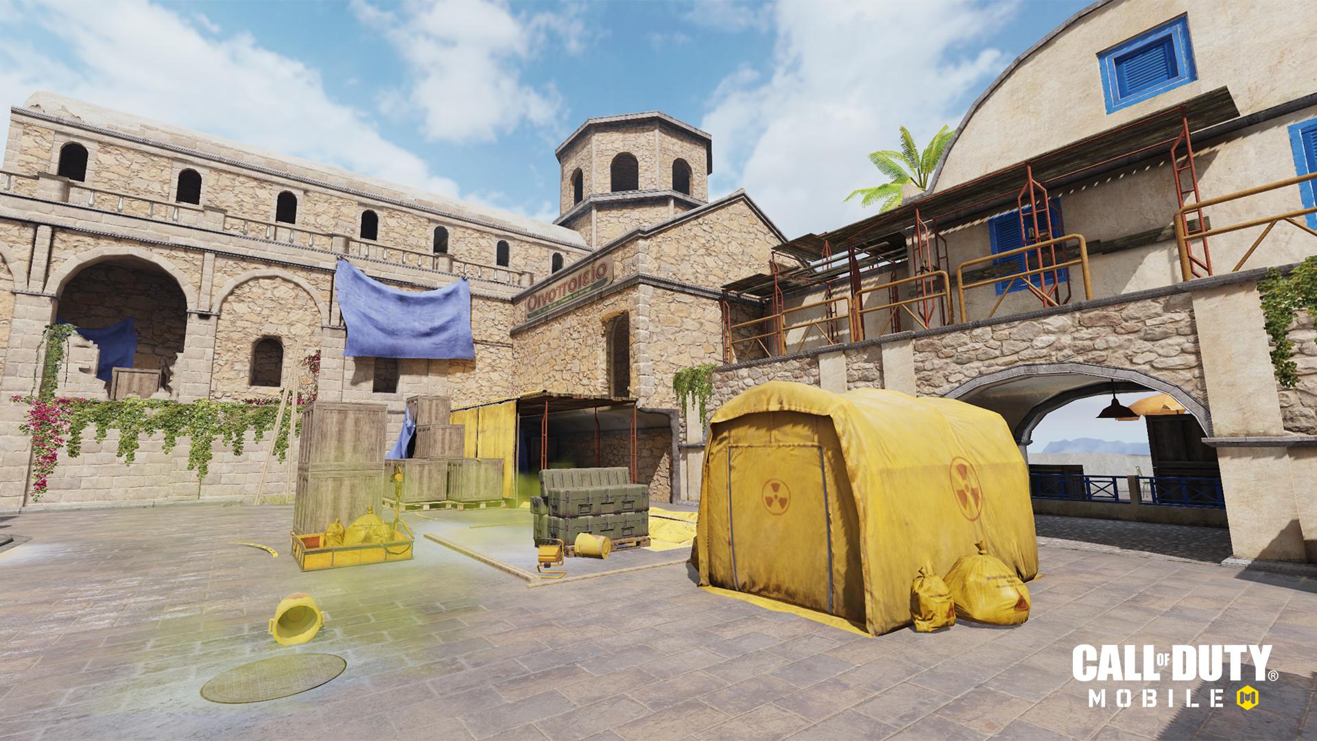 Call of Duty®: Mobile Map Snapshot: Tunisia - Image 4