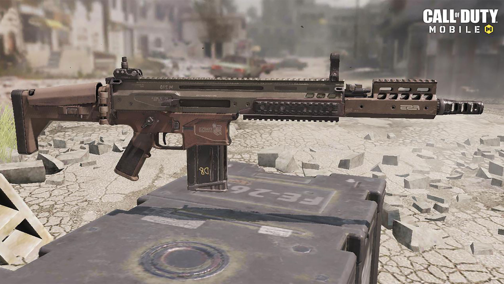 Call Of Duty Mobile Weapon Focus Dr H