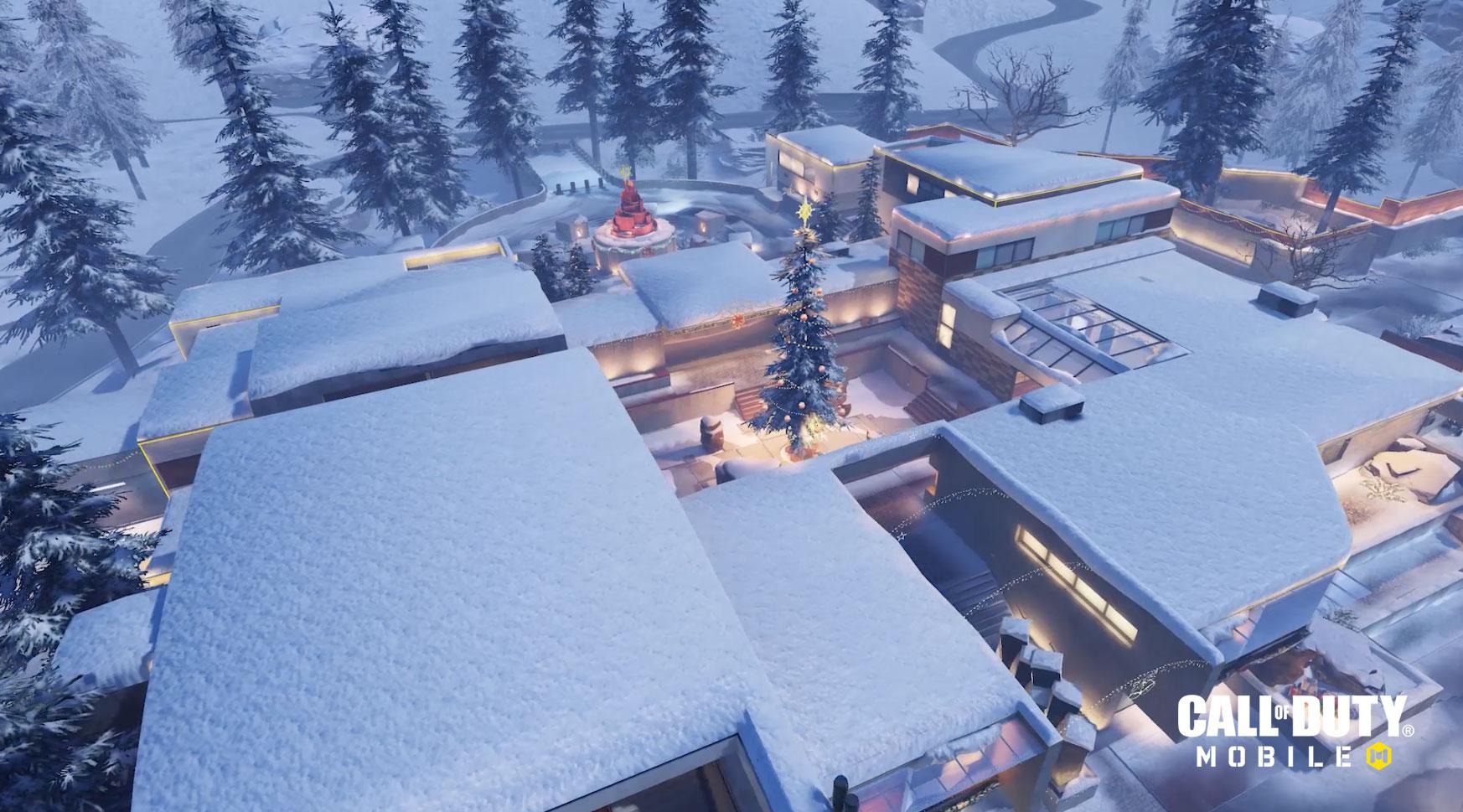 Call Of Duty Mobile Map Snapshot Raid