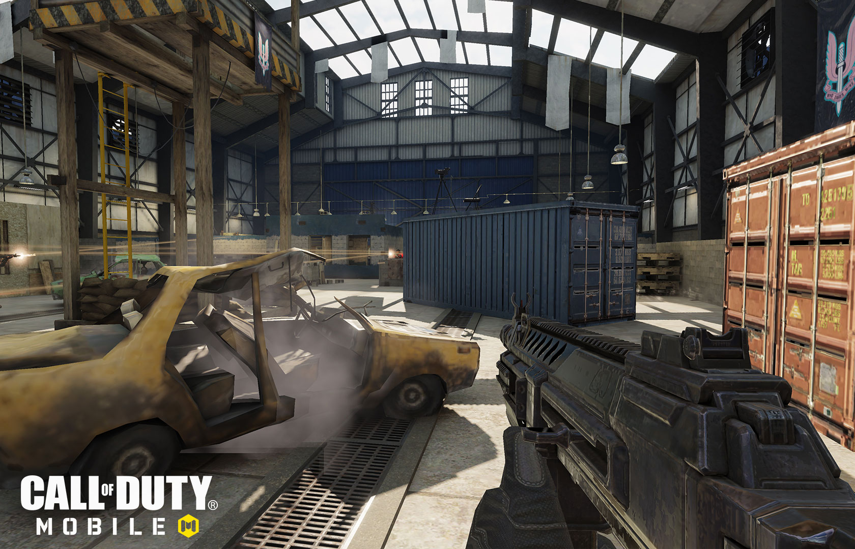 Call of Duty®: Mobile Map Snapshot: Killhouse