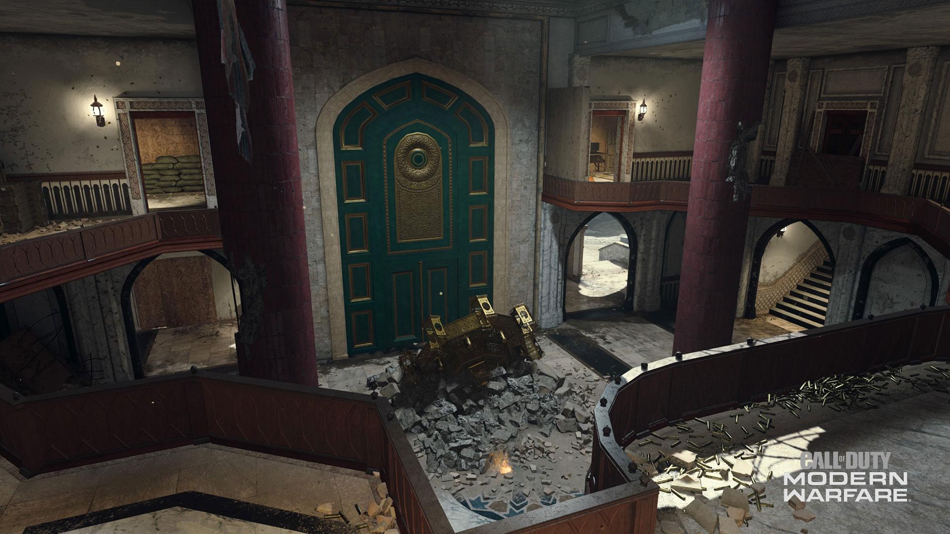 Modern Warfare® Tactical Map Intel: Aniyah Incursion - Image 1