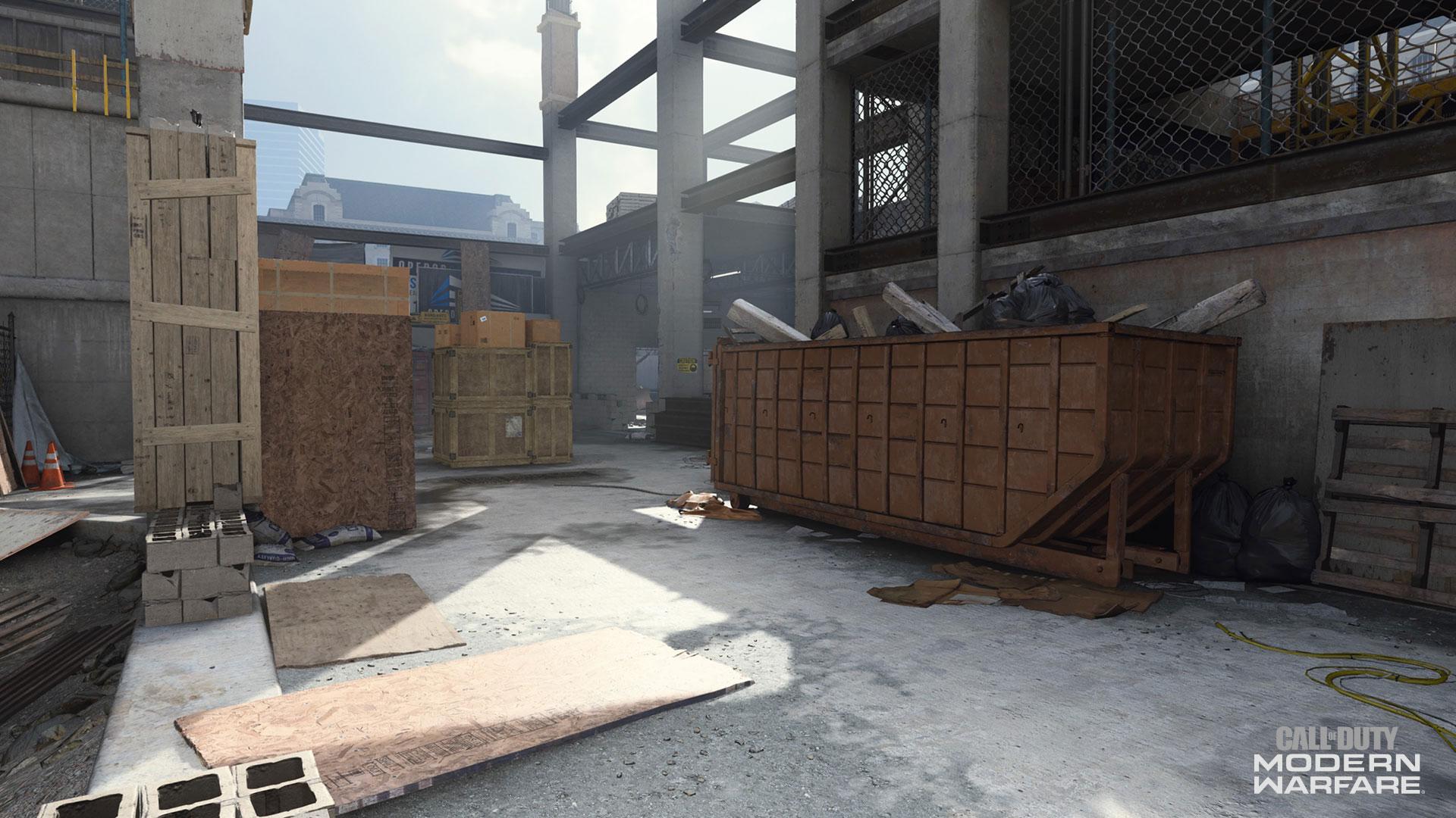 Modern Warfare® Tactical Map Intel: Hardhat - Image 3