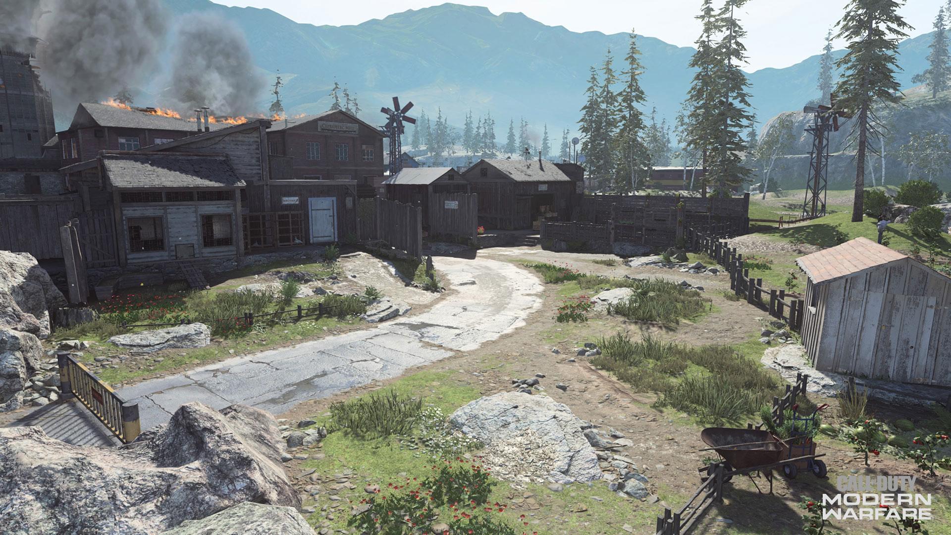 Modern Warfare® Tactical Map Intel: Hovec Sawmill - Image 3