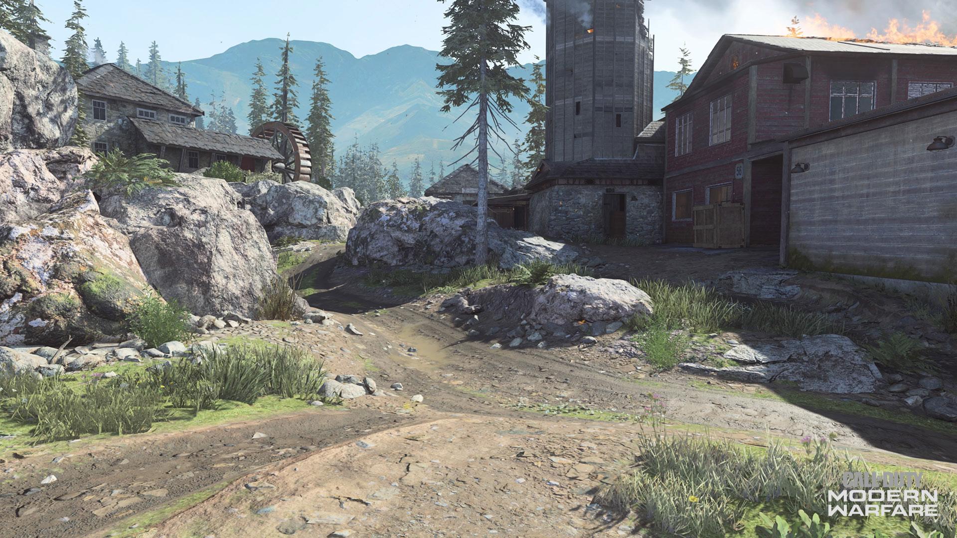 Modern Warfare® Tactical Map Intel: Hovec Sawmill - Image 6