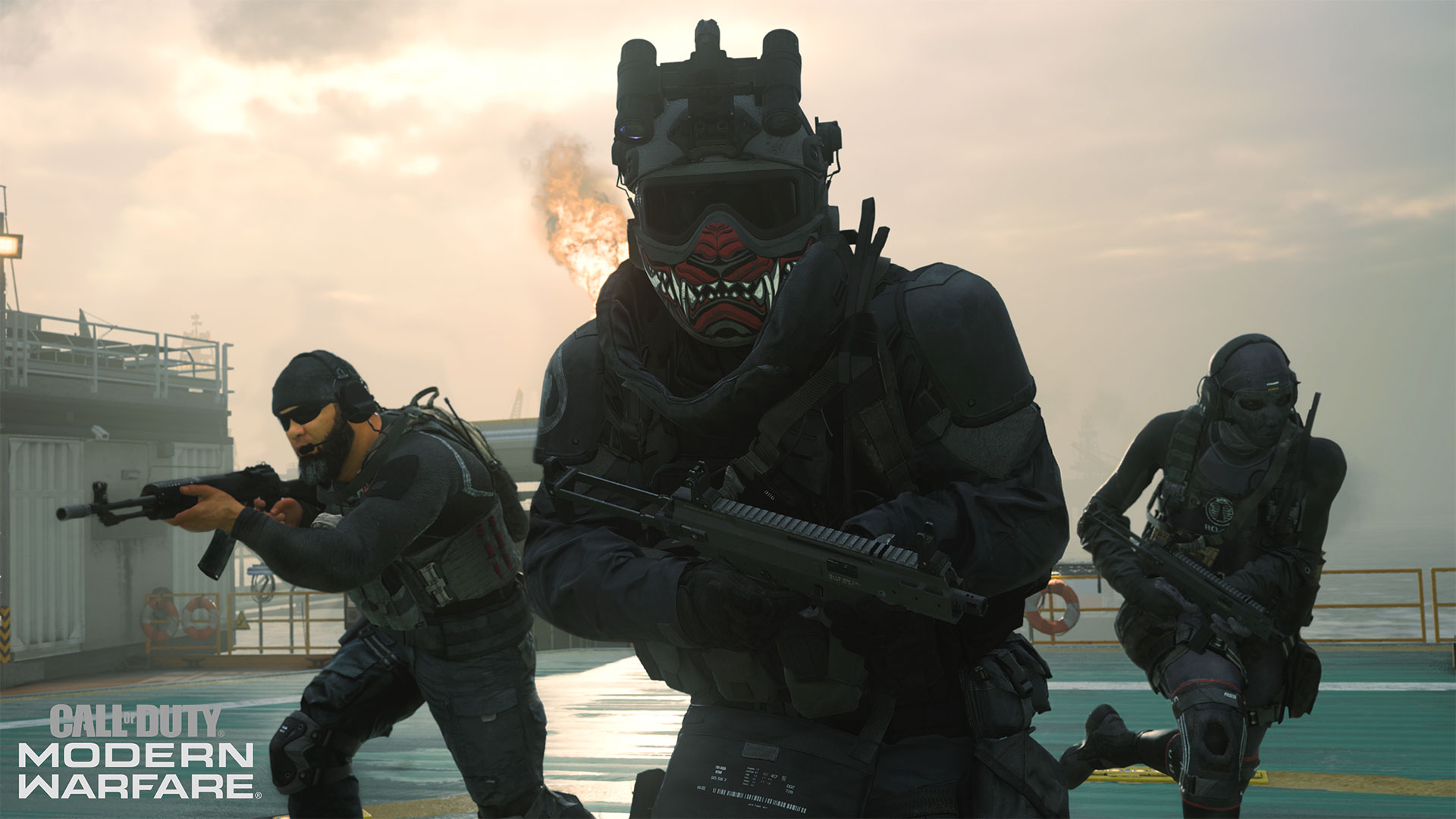 Season Five Of Call Of Duty Modern Warfare Expands Warzone