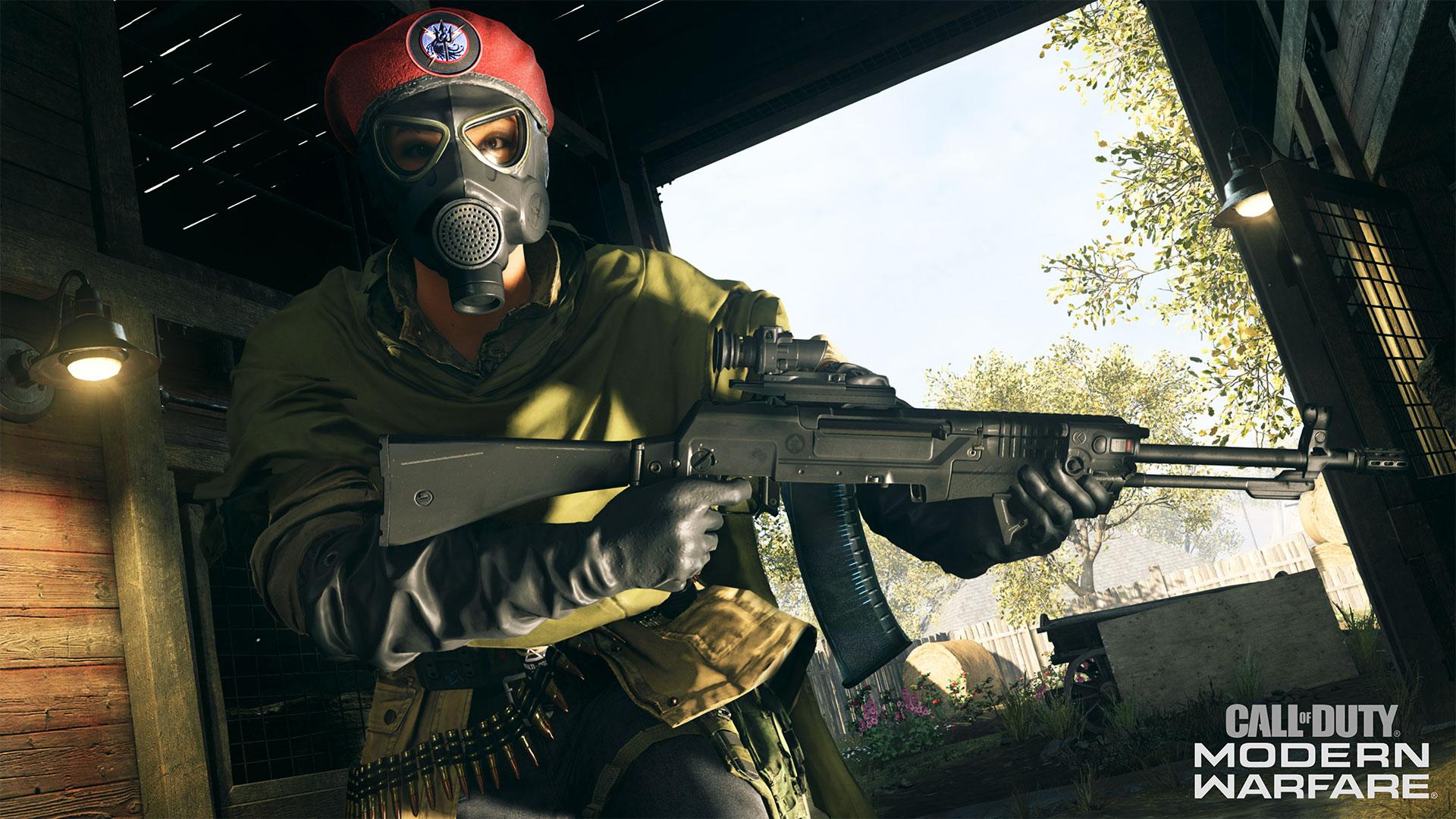 Season Five Of Call Of Duty Modern Warfare Expands Warzone
