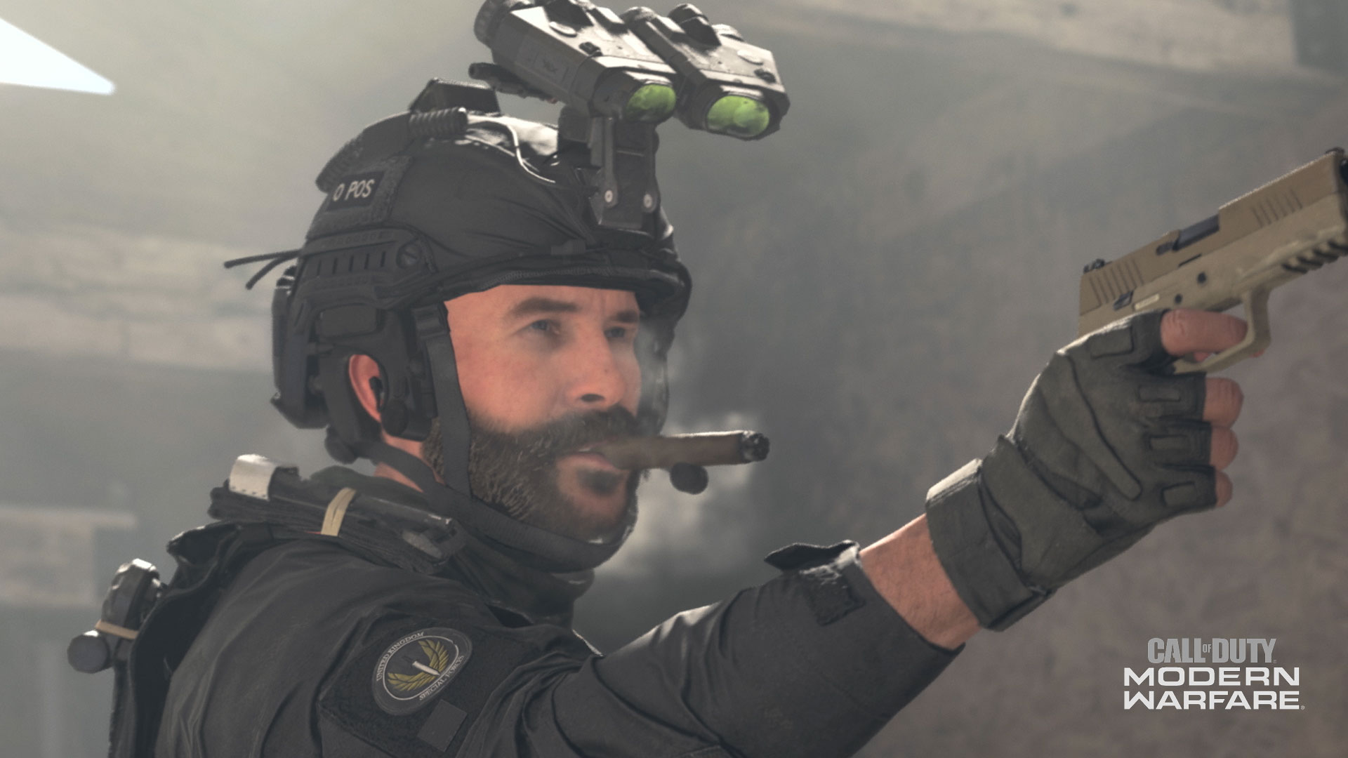 The Modern Warfare® Season Four Battle Pass is LIVE with Captain Price - Image 1