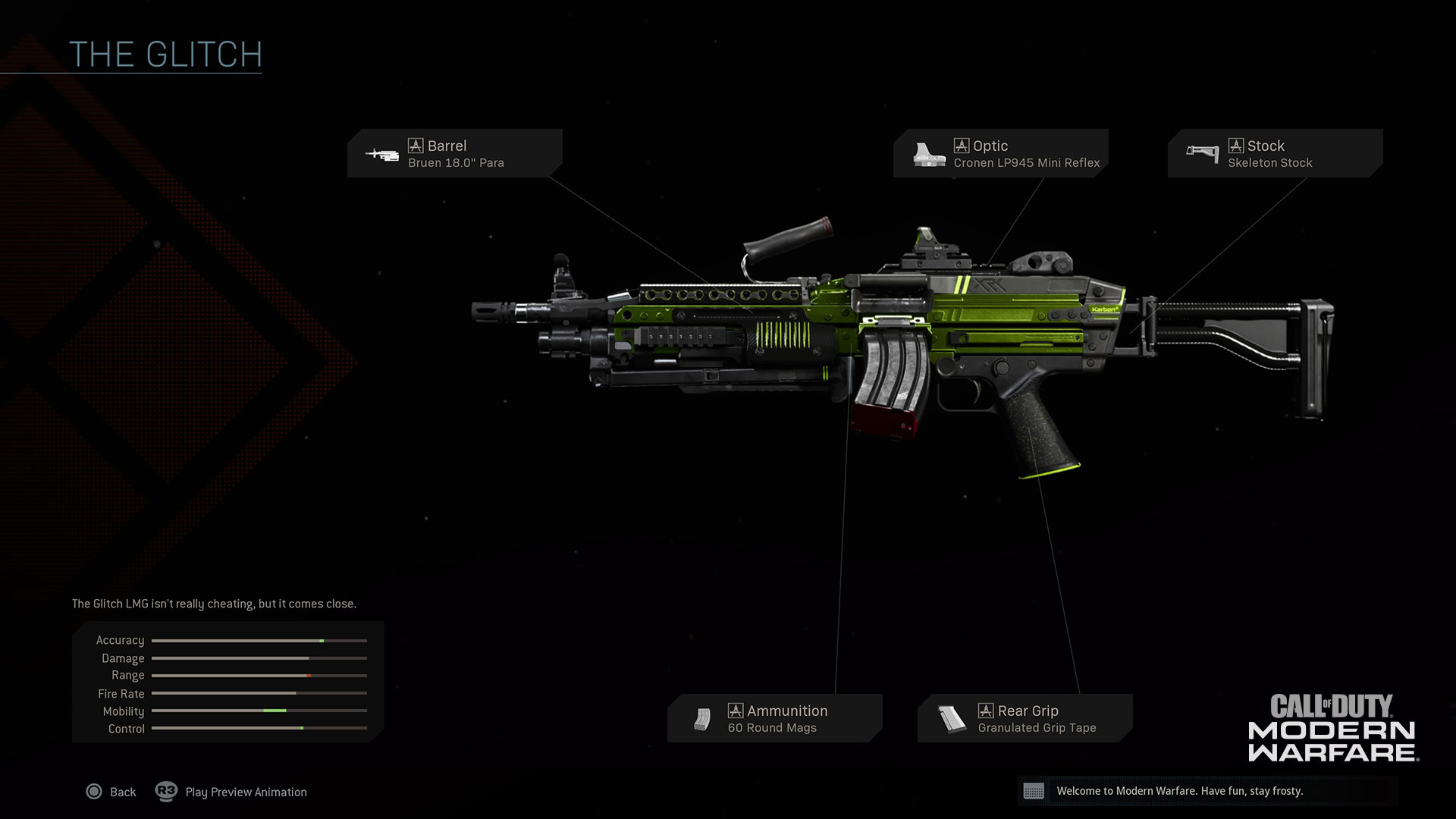 Modern Warfare® Weapon Detail: Bruen Mk9 - Image 5