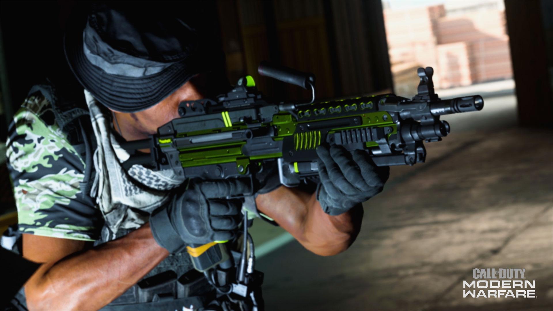 Modern Warfare® Weapon Detail: Bruen Mk9 - Image 6