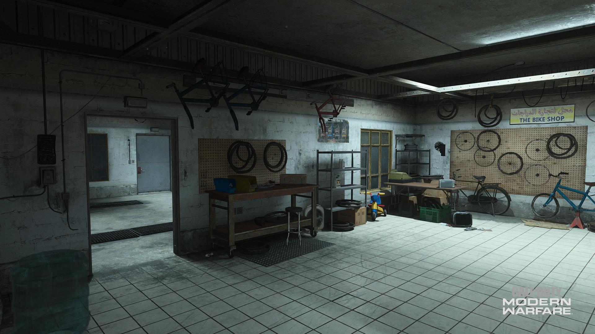 Modern Warfare Tactical Map Intel: Khandor Hideout - Image 5