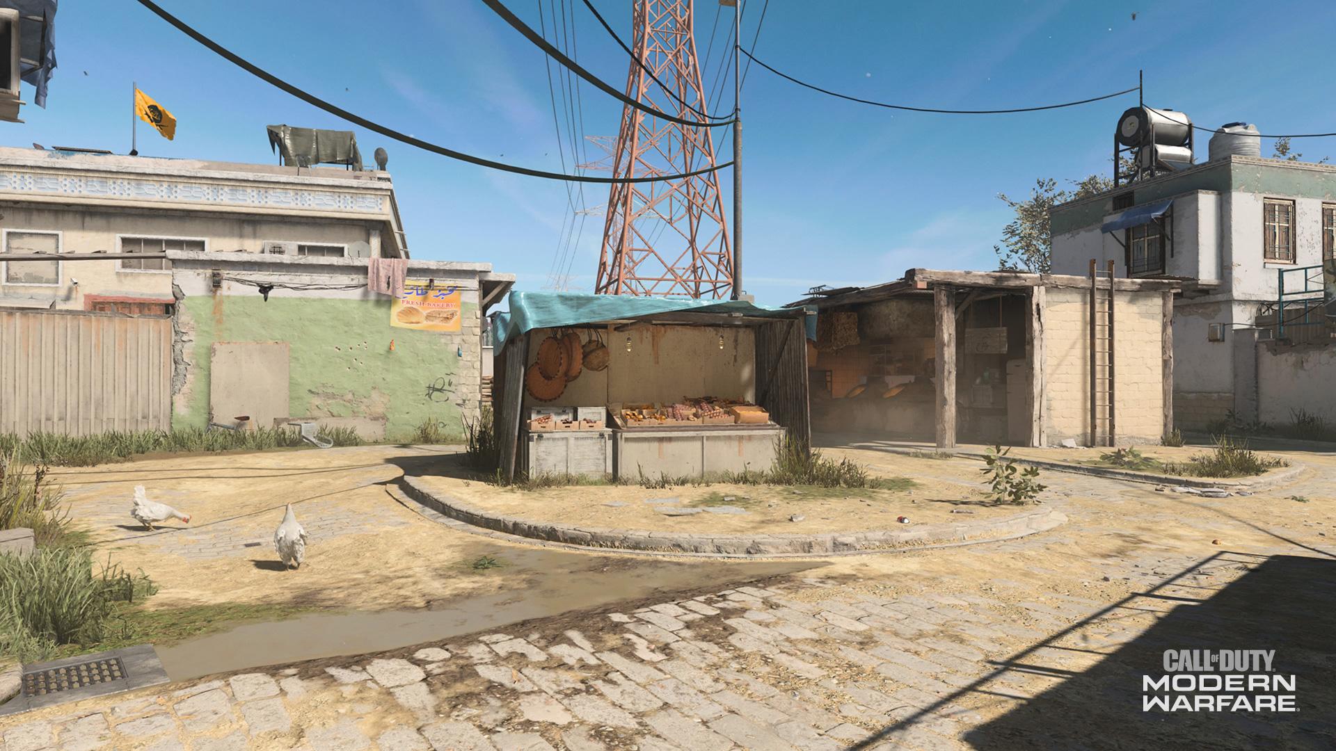 Modern Warfare Tactical Map Intel: Khandor Hideout - Image 7