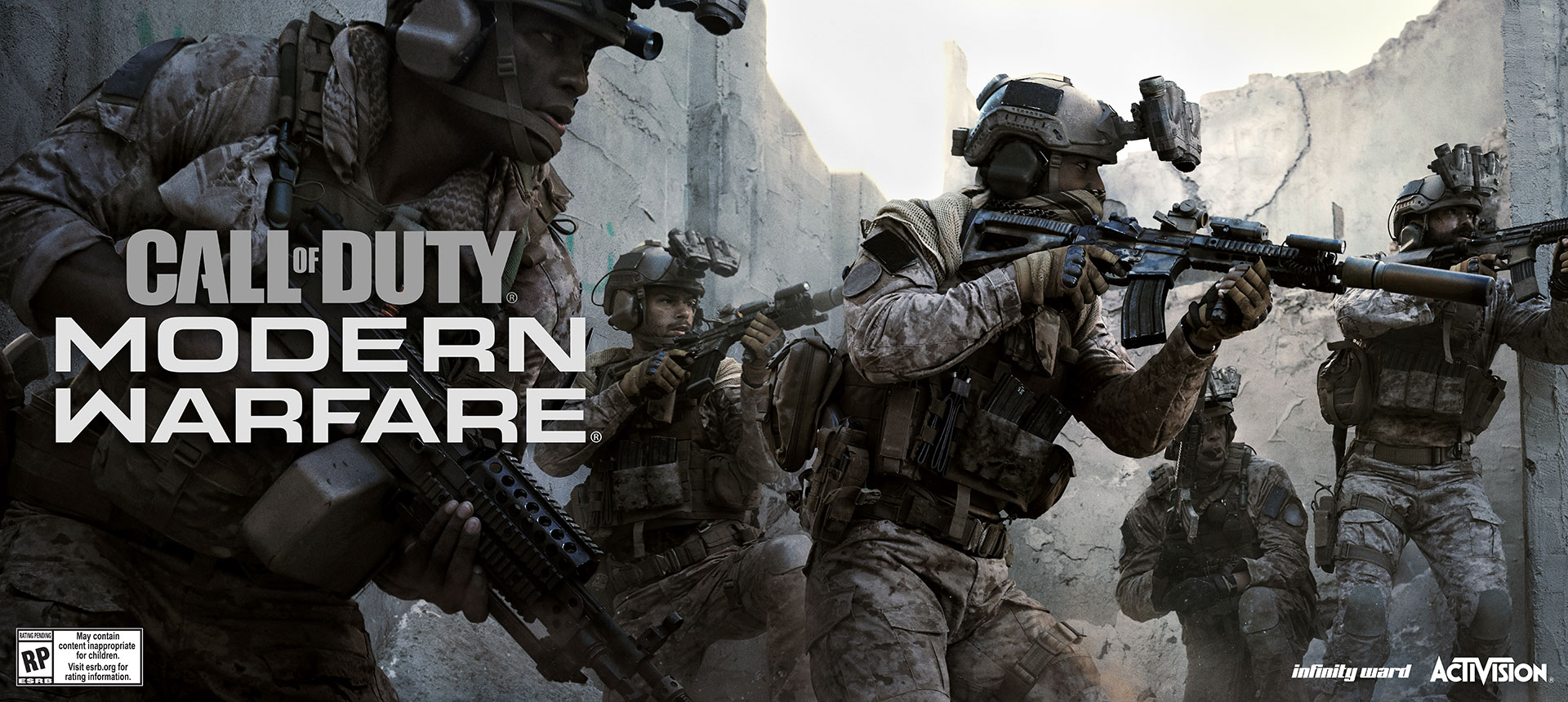 Announcement: Call of Duty®: Modern Warfare® Editions Now Available