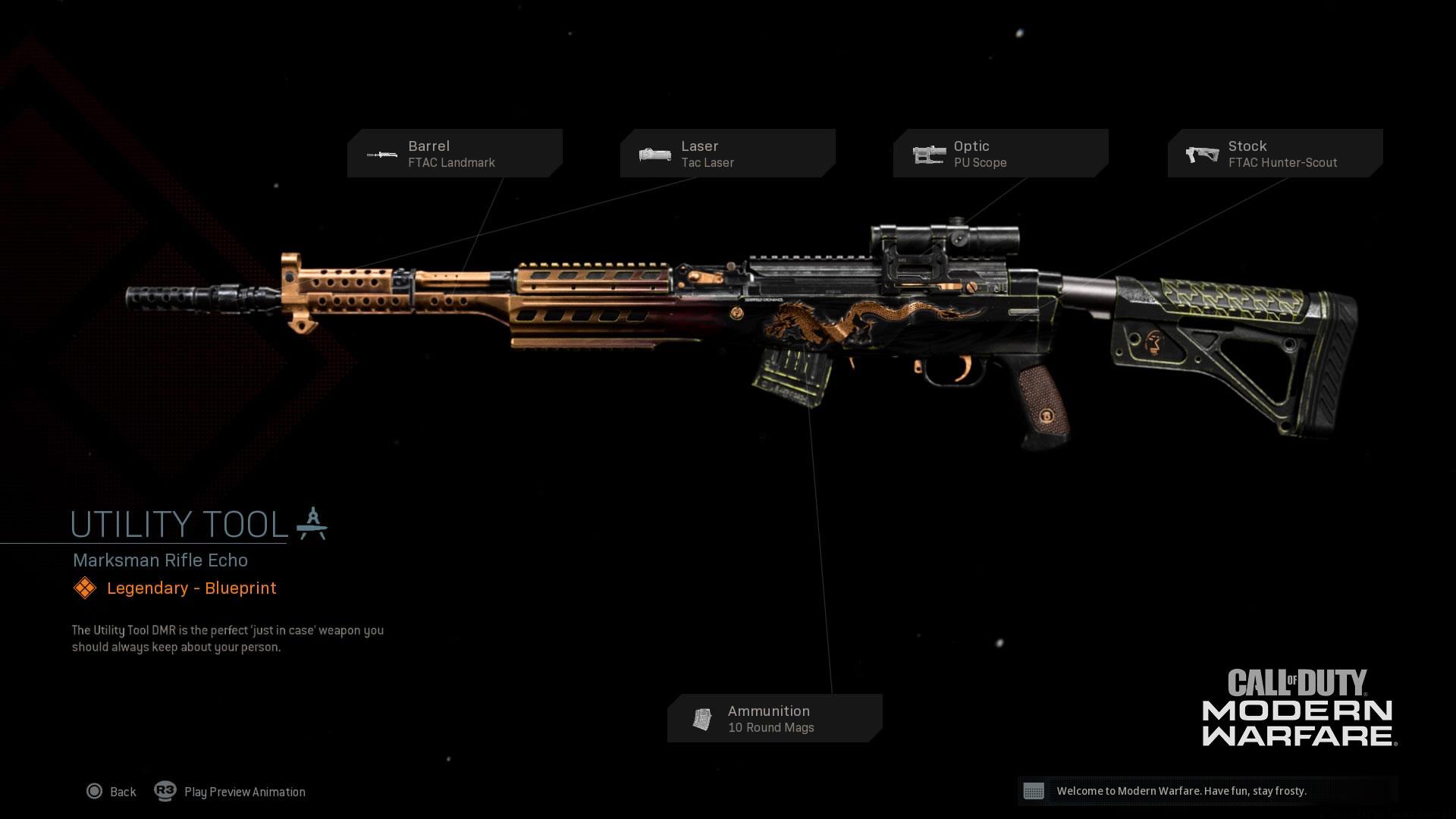 Modern Warfare® Weapon Detail: SKS - Image 5