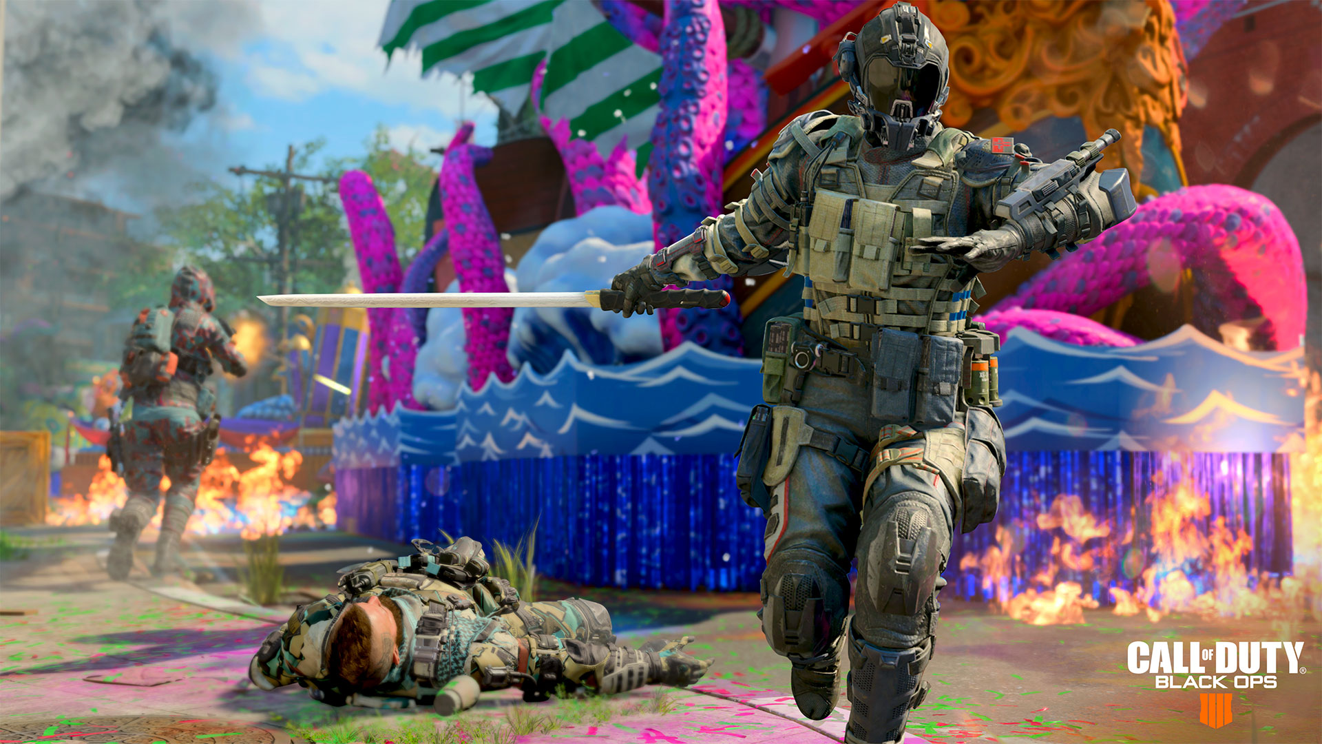 Prepare For A Flood Of New Content Call Of Duty Black Ops 4 S