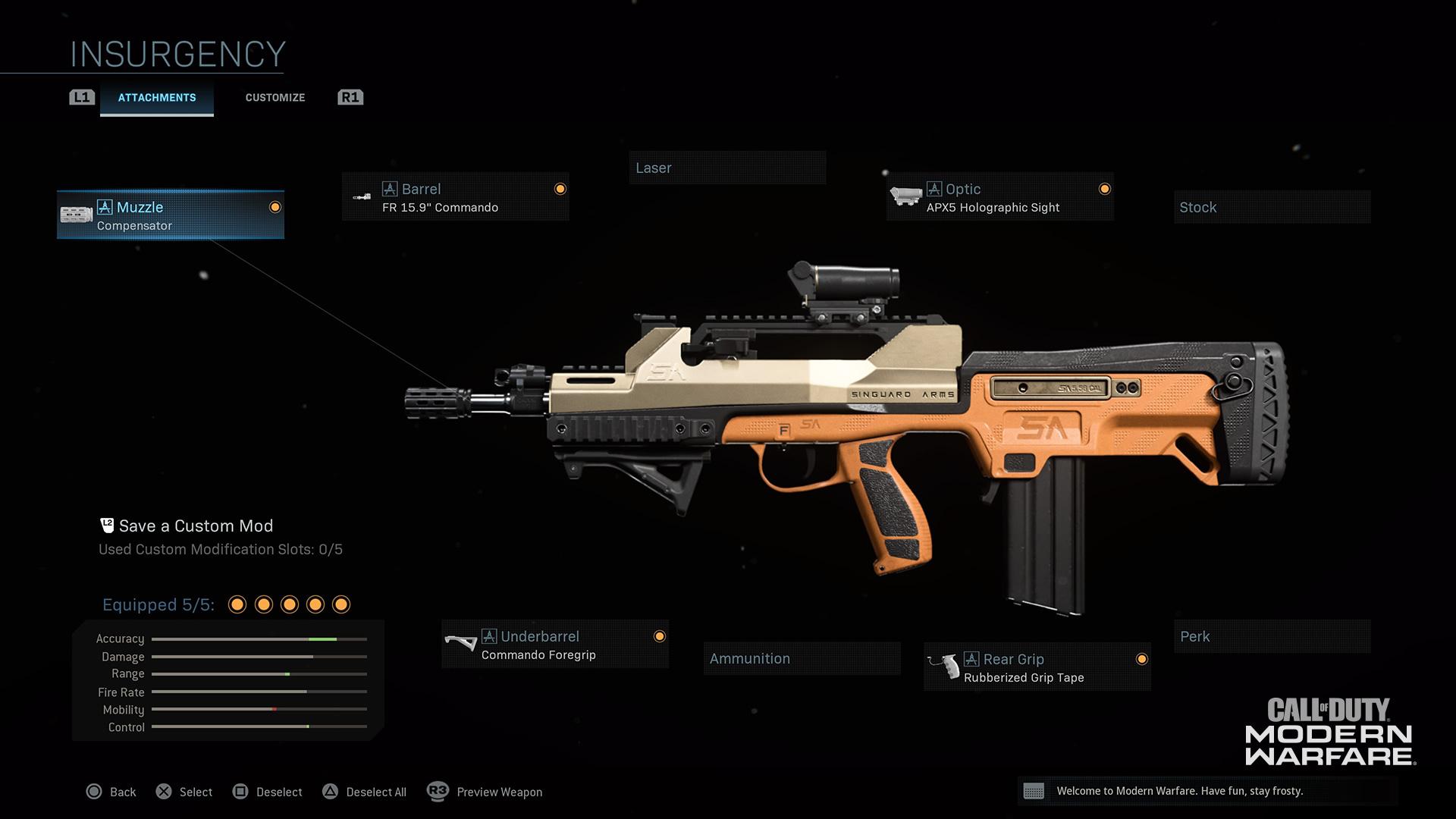 The Rank Up Report #28: Iskra and Platinum Pistols (Handguns) - Image 3