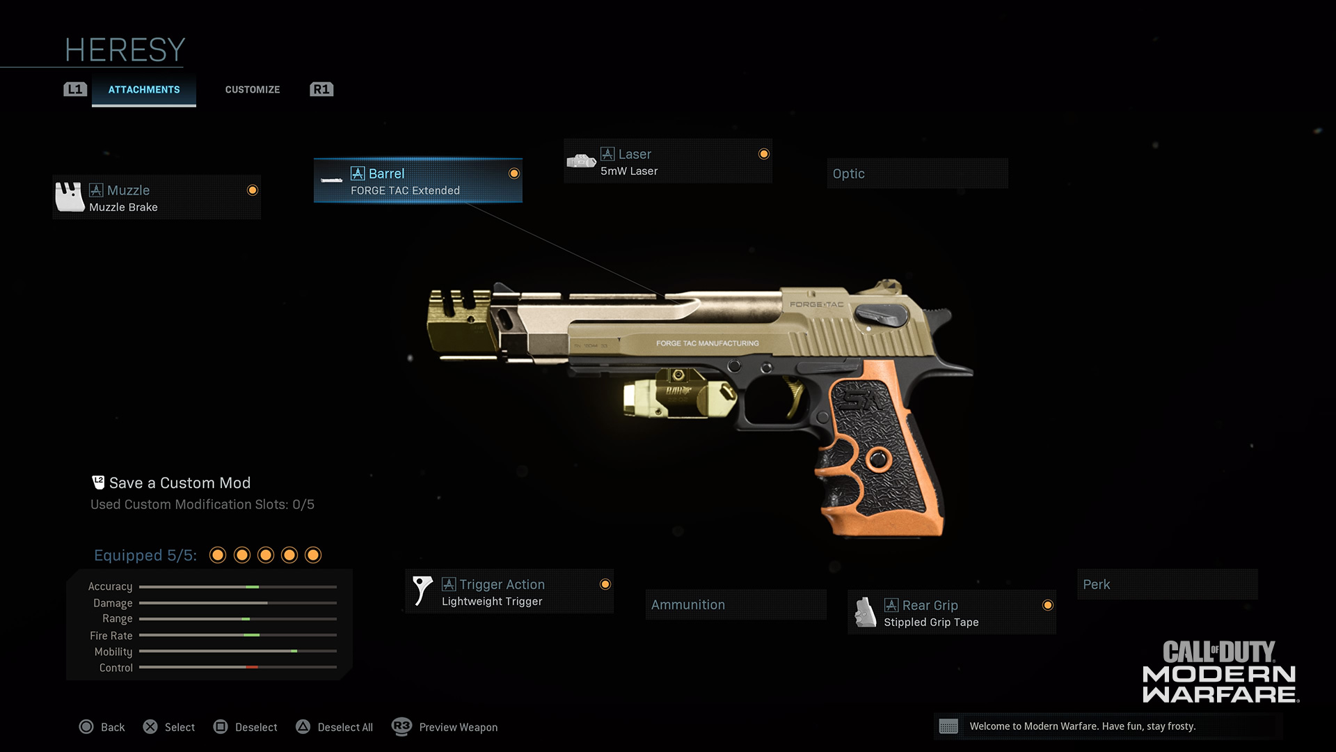 The Rank Up Report #28: Iskra and Platinum Pistols (Handguns) - Image 1