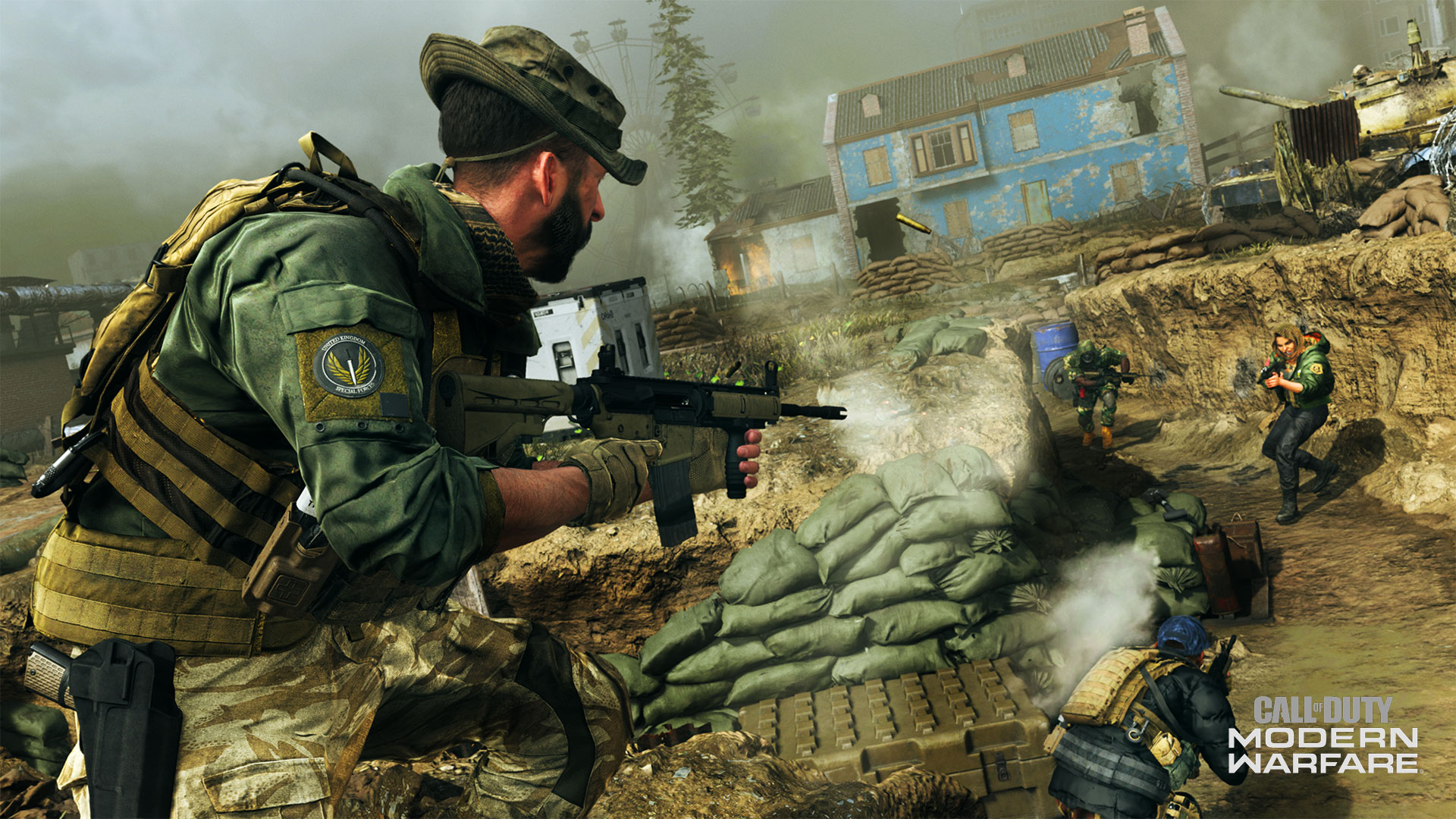 Experience Modern Warfare Multiplayer and Gunfight, Free-for-Everyone during the Free Access Multiplayer Weekend - Image 3