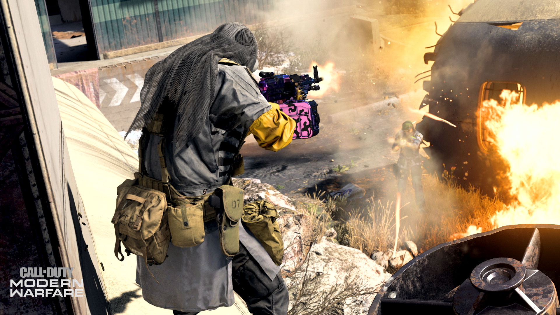 Experience Modern Warfare Multiplayer and Gunfight, Free-for-Everyone during the Free Access Multiplayer Weekend - Image 4