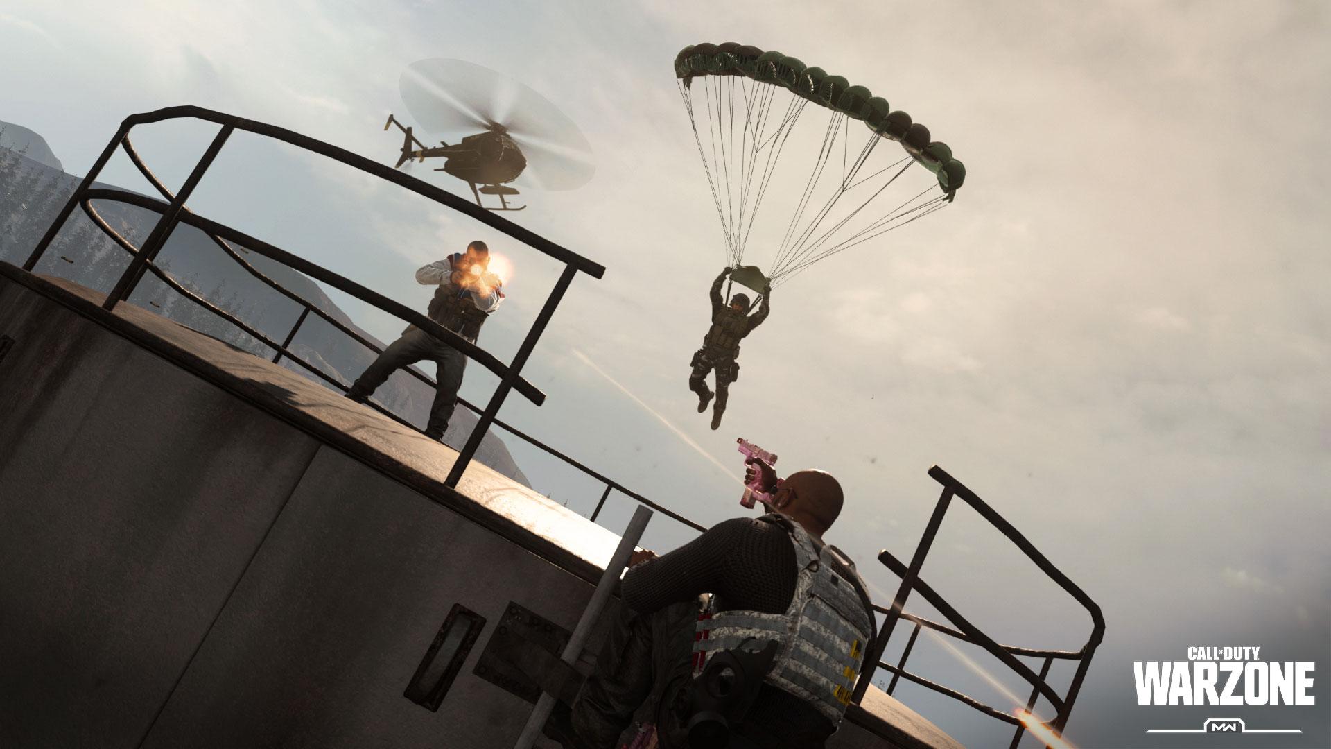 Warzone Parachute Techniques - Image 2