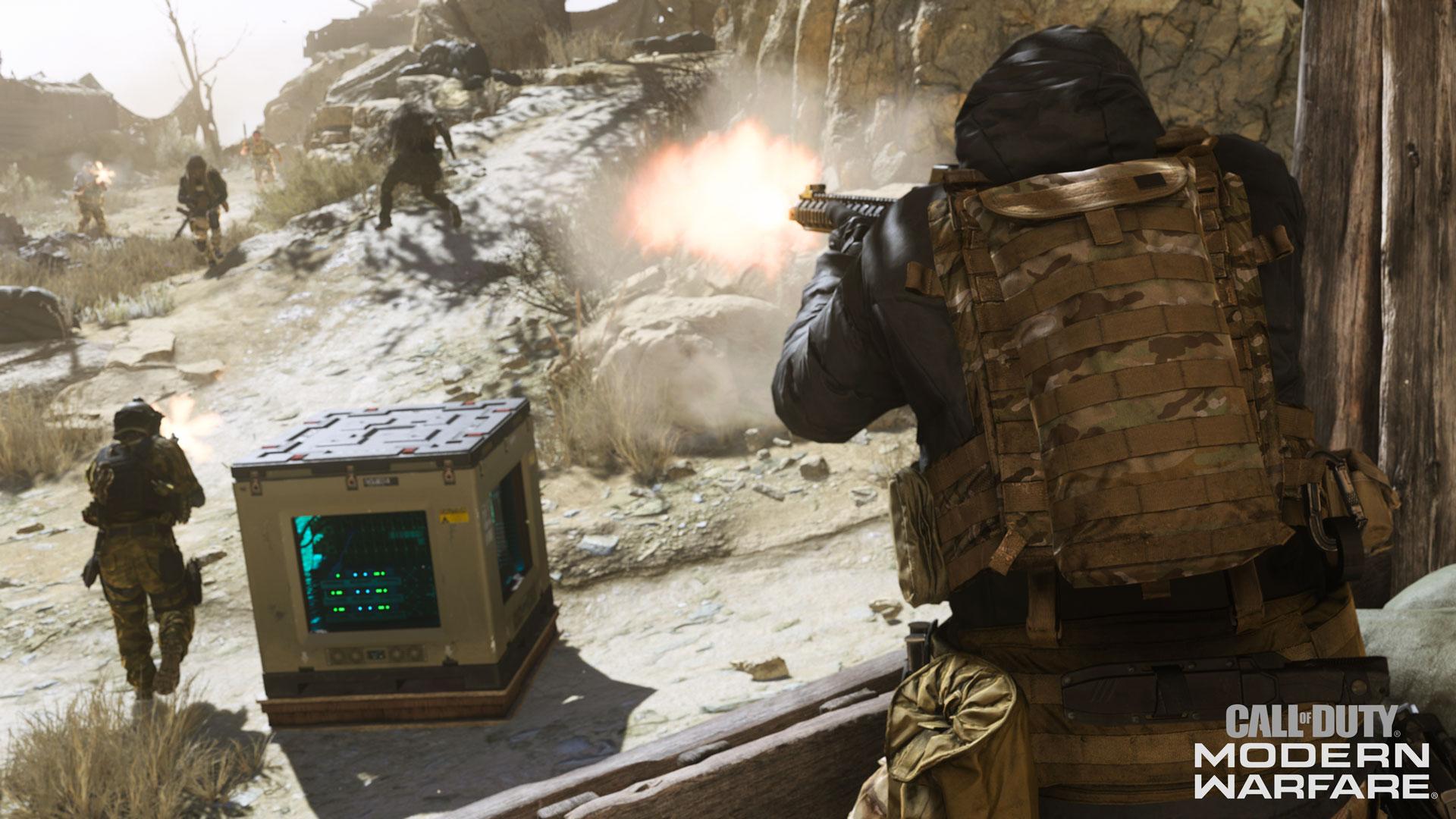 BETA MODES CYBER - Das erwartet euch in der Call of Duty Modern Warfare Beta