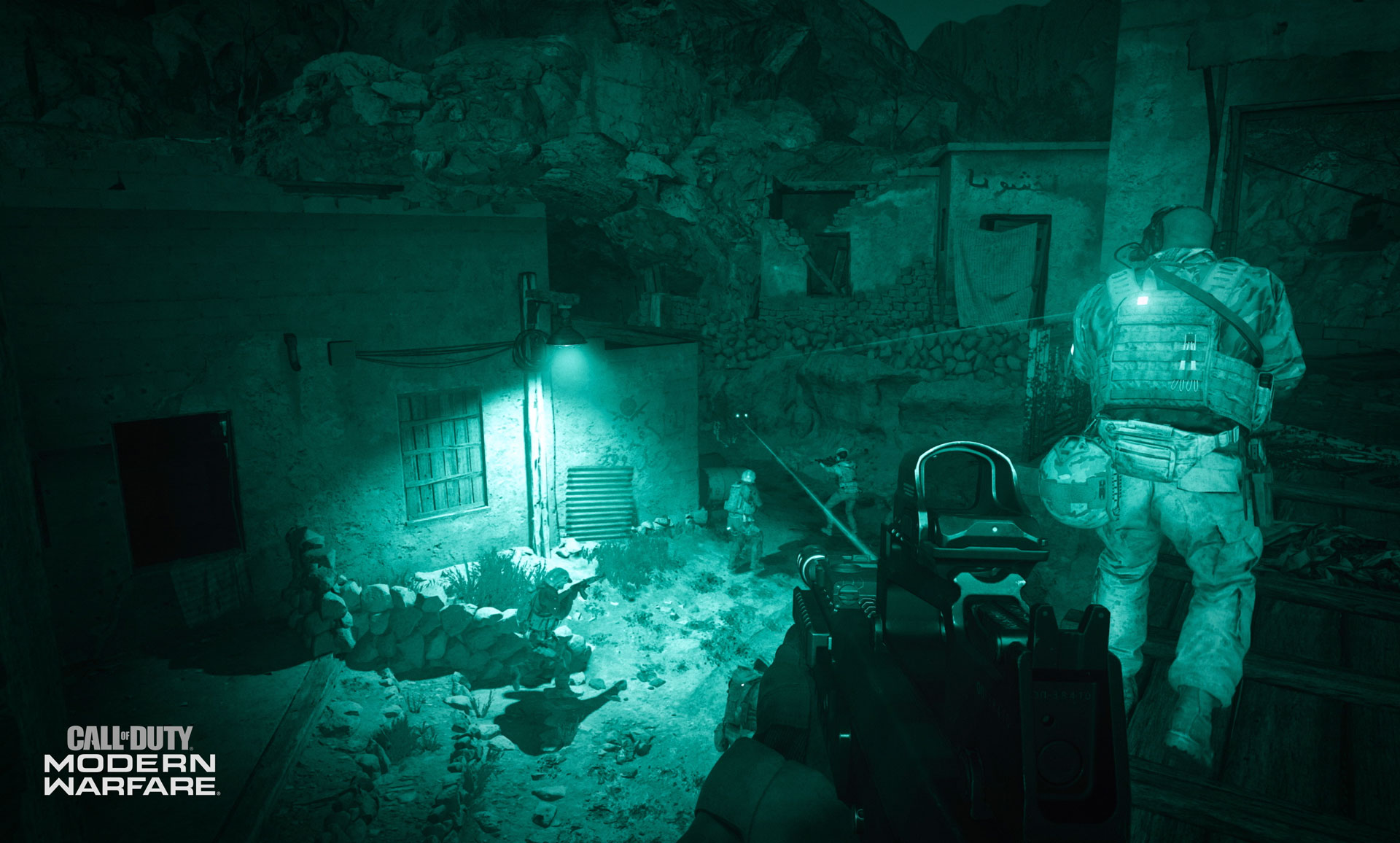 BETA MODES NVG01A - Das erwartet euch in der Call of Duty Modern Warfare Beta