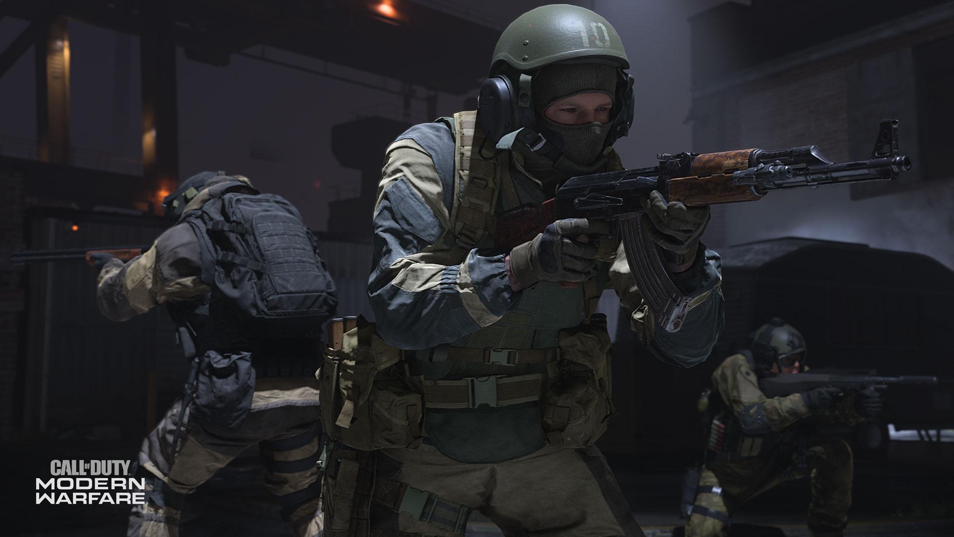 BETA MODES REALISM - Das erwartet euch in der Call of Duty Modern Warfare Beta