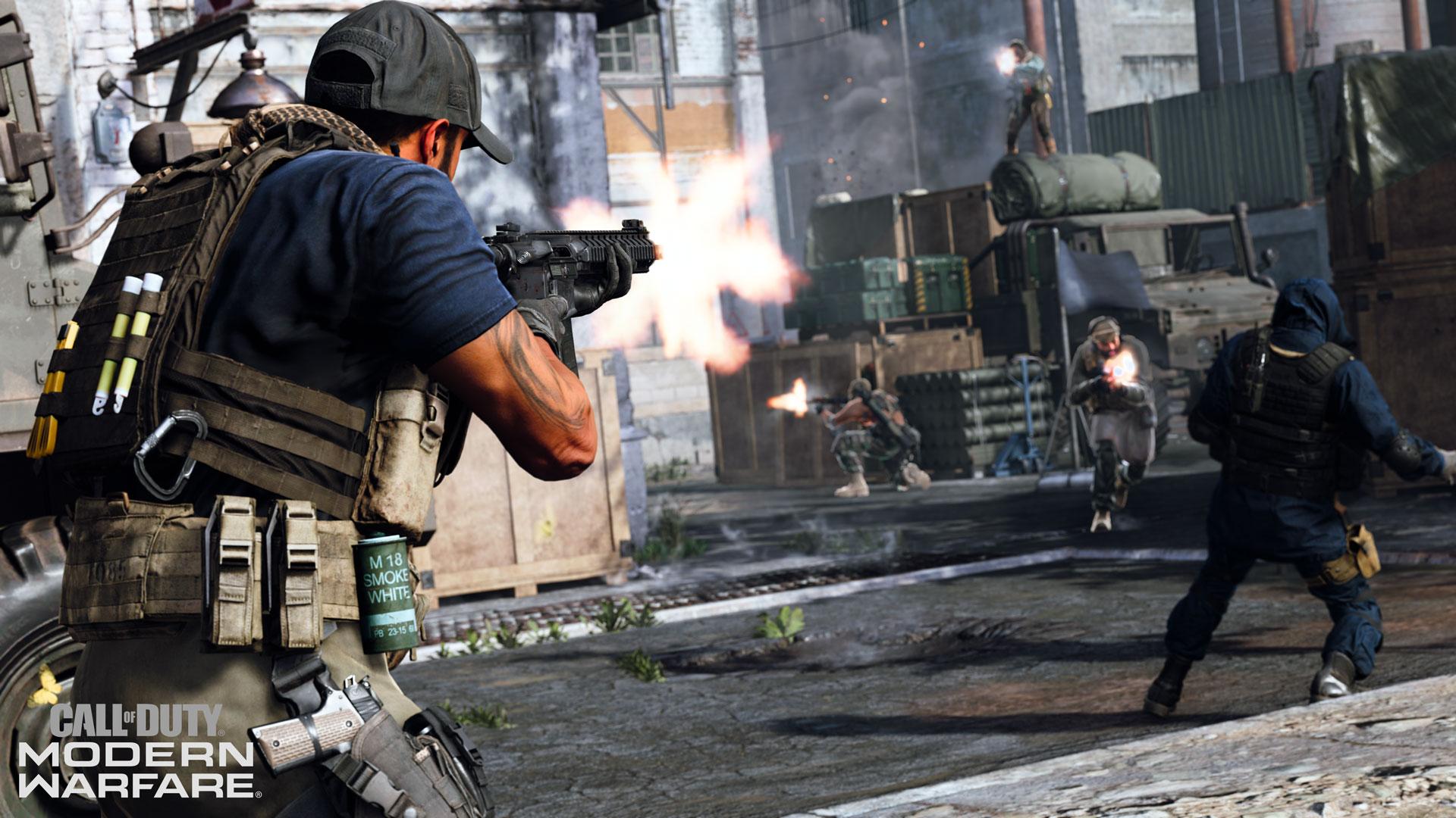 Getting Started In Modern Warfare Multiplayer