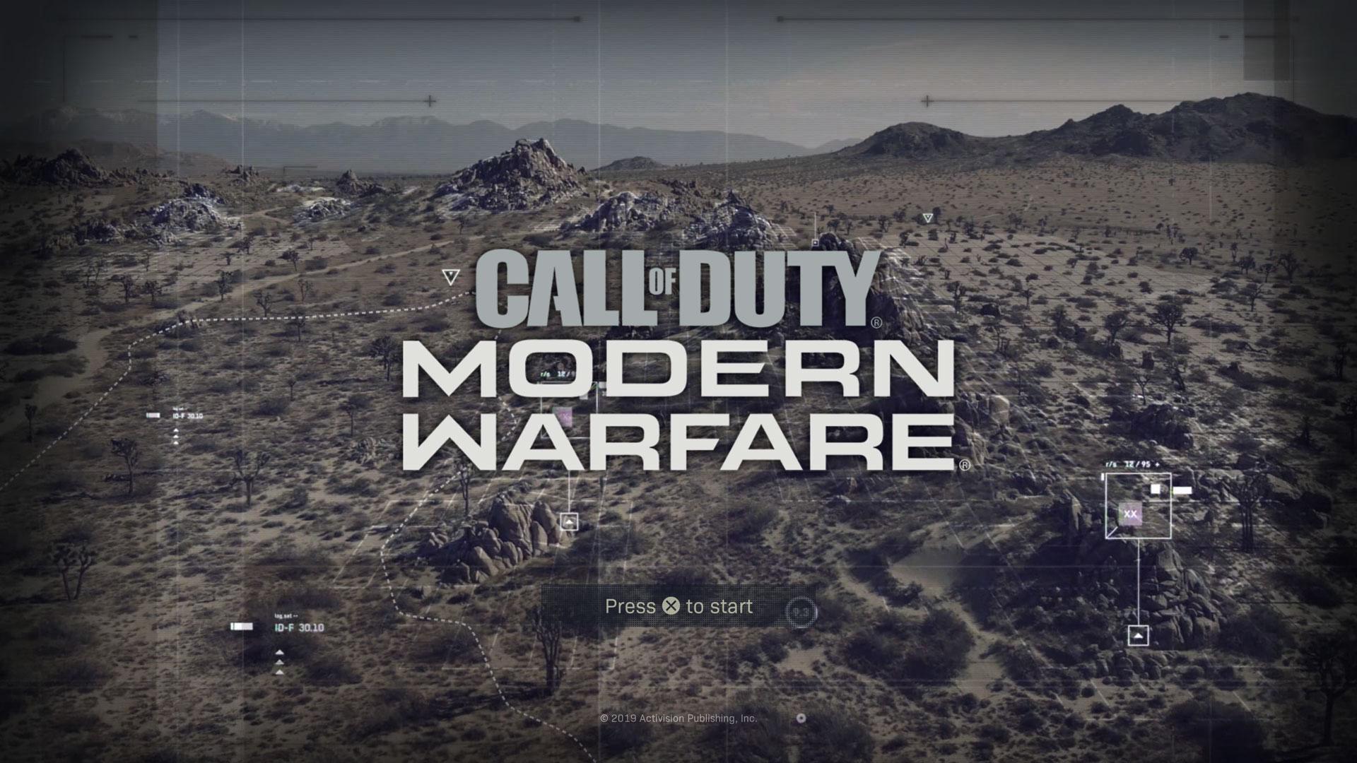 Getting Started In Modern Warfare The Basics