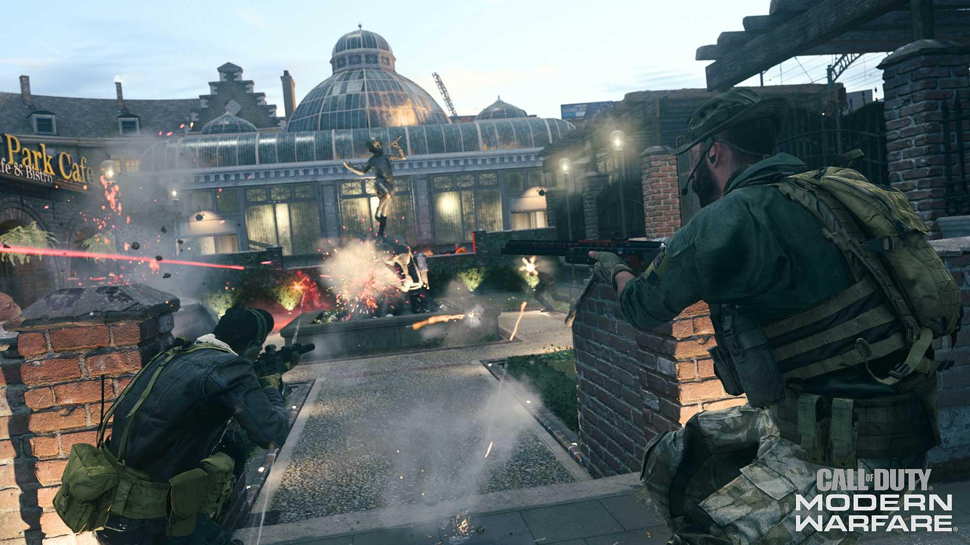 Modern Warfare® Tactical Map Intel: Cheshire Park - Image 6
