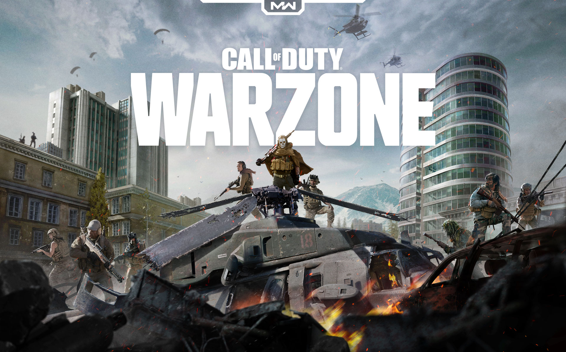 Introducing a game-changing FREE-TO-PLAY experience - Call of Duty®: Warzone