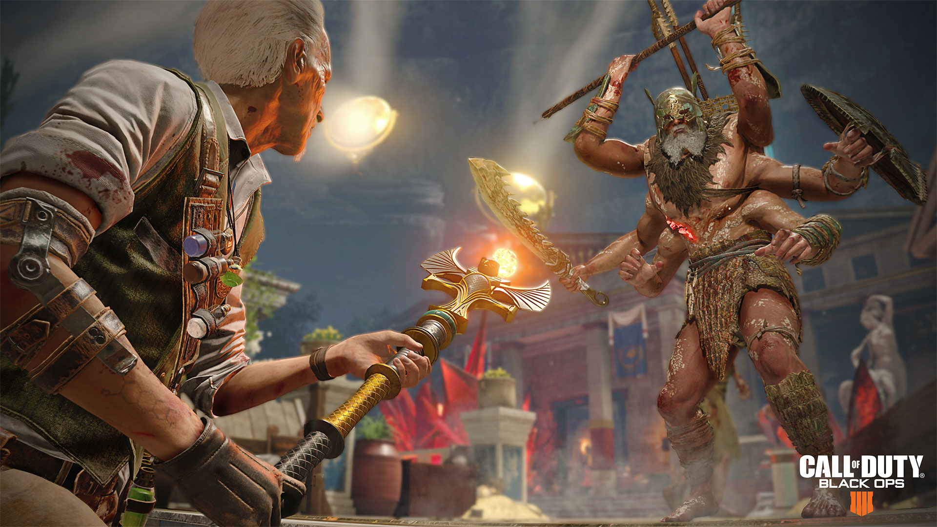 Call Of Duty Black Ops 4 Zombies Spotlight Annihilating Enemies