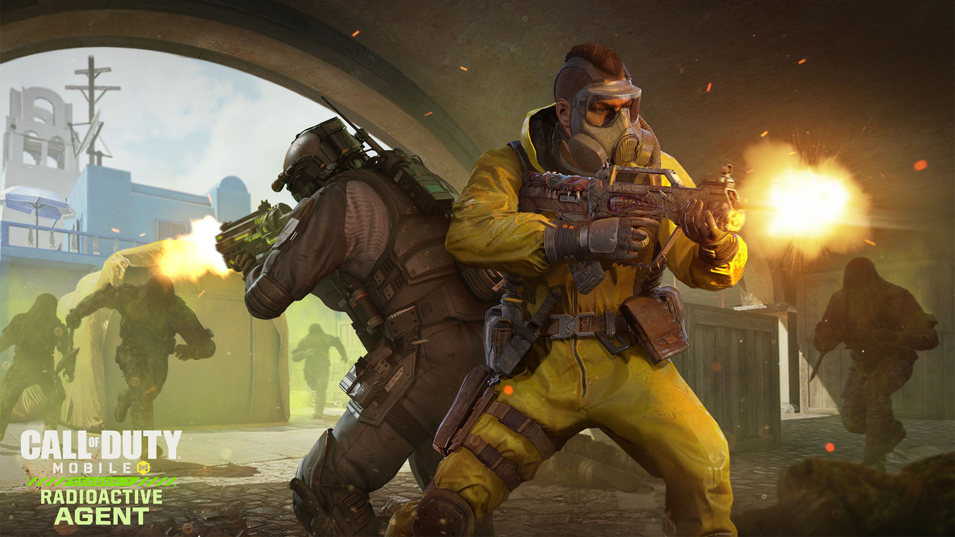 Call Of Duty Mobile The Survivor S Guide To Radiated Sector And