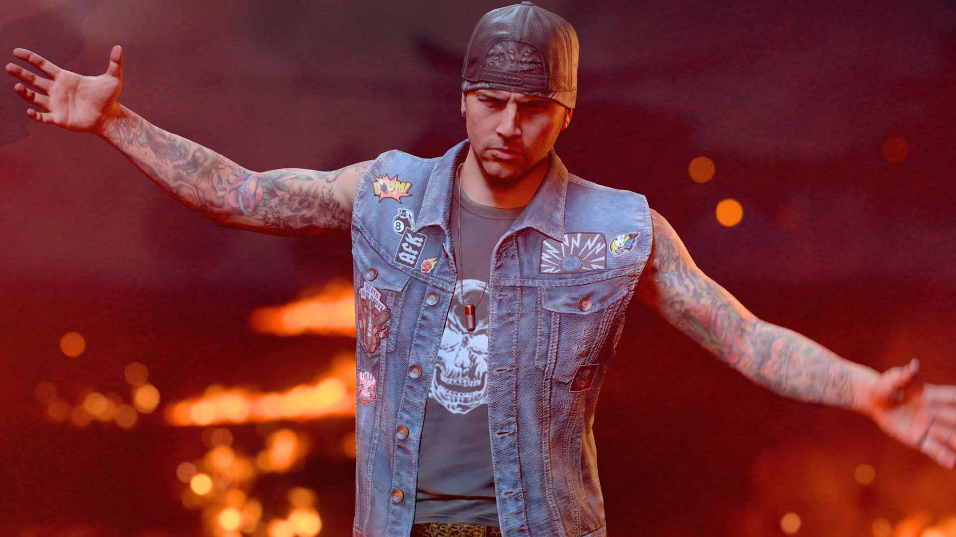 Out of the Shadows: Avenged Sevenfold Singer M Shadows Talks