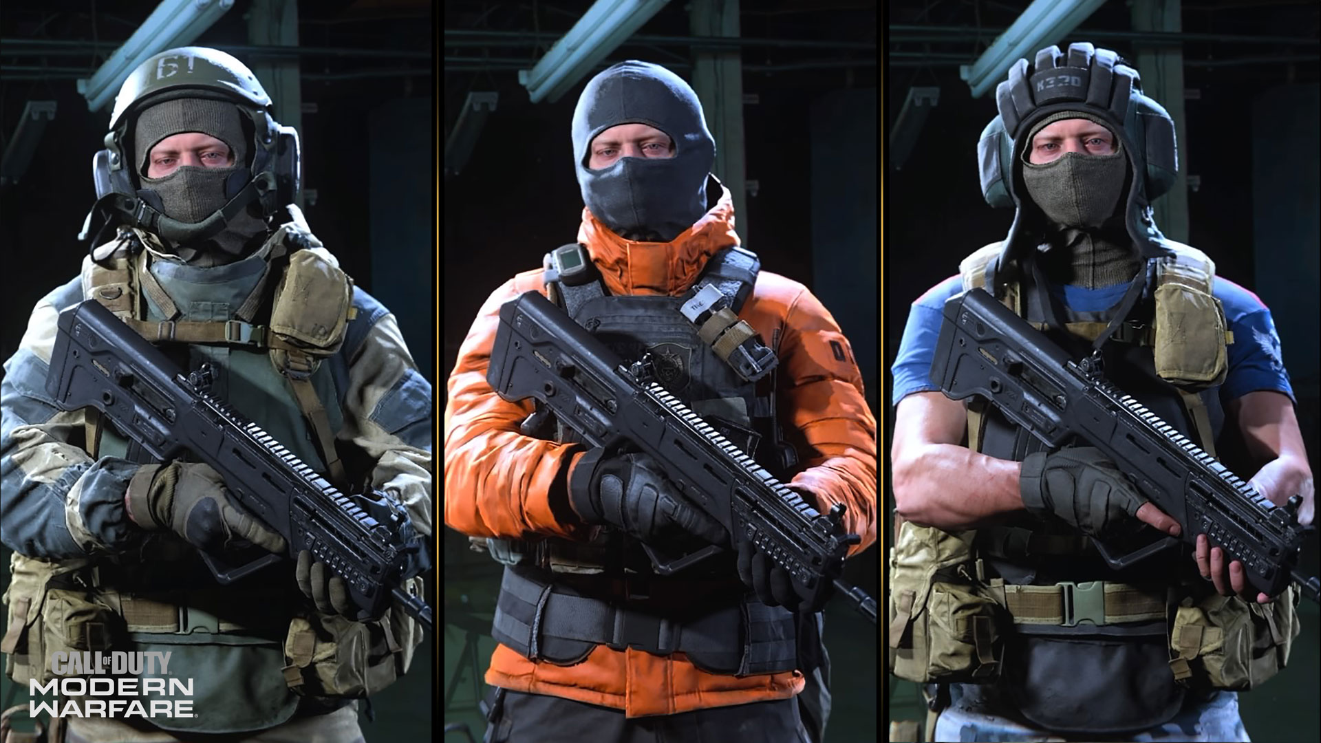 The Allegiance Operators of Call of Duty®: Modern Warfare® bring Mace to Battle - Image 1