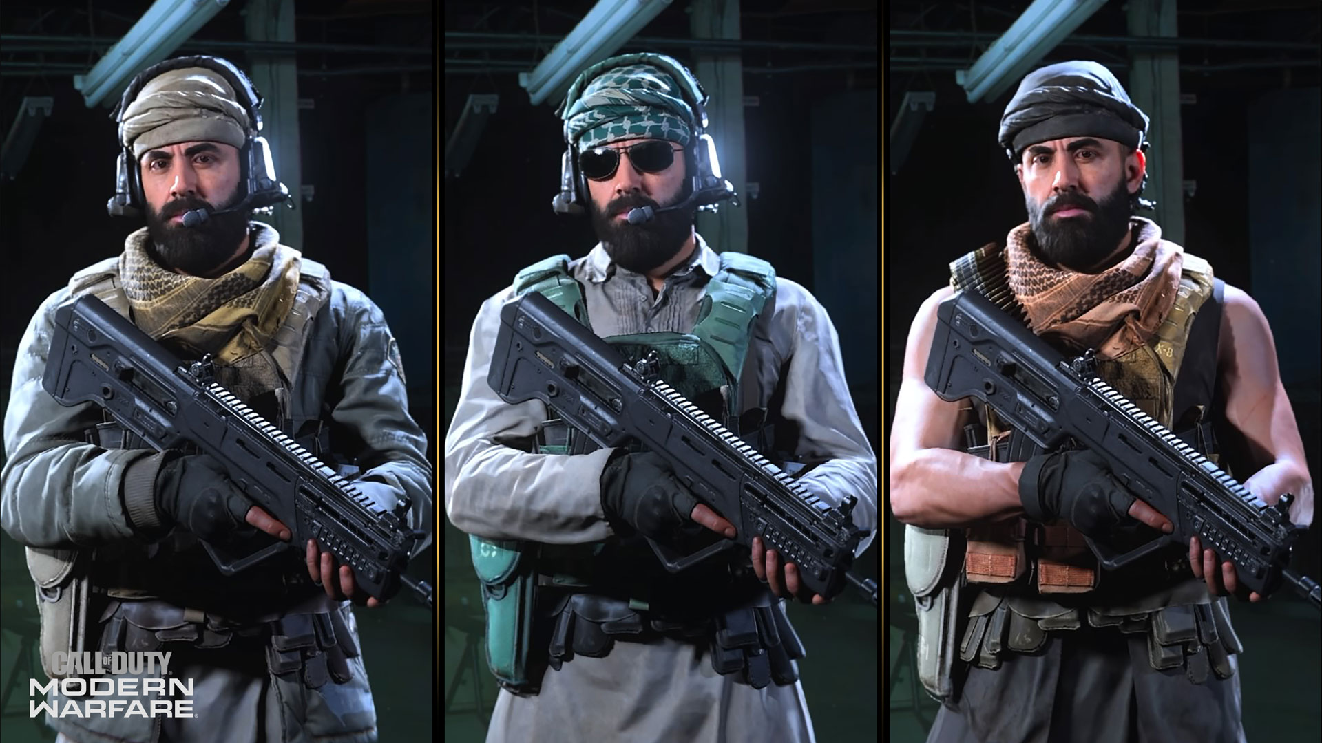 The Allegiance Operators of Call of Duty®: Modern Warfare® bring Mace to Battle - Image 8