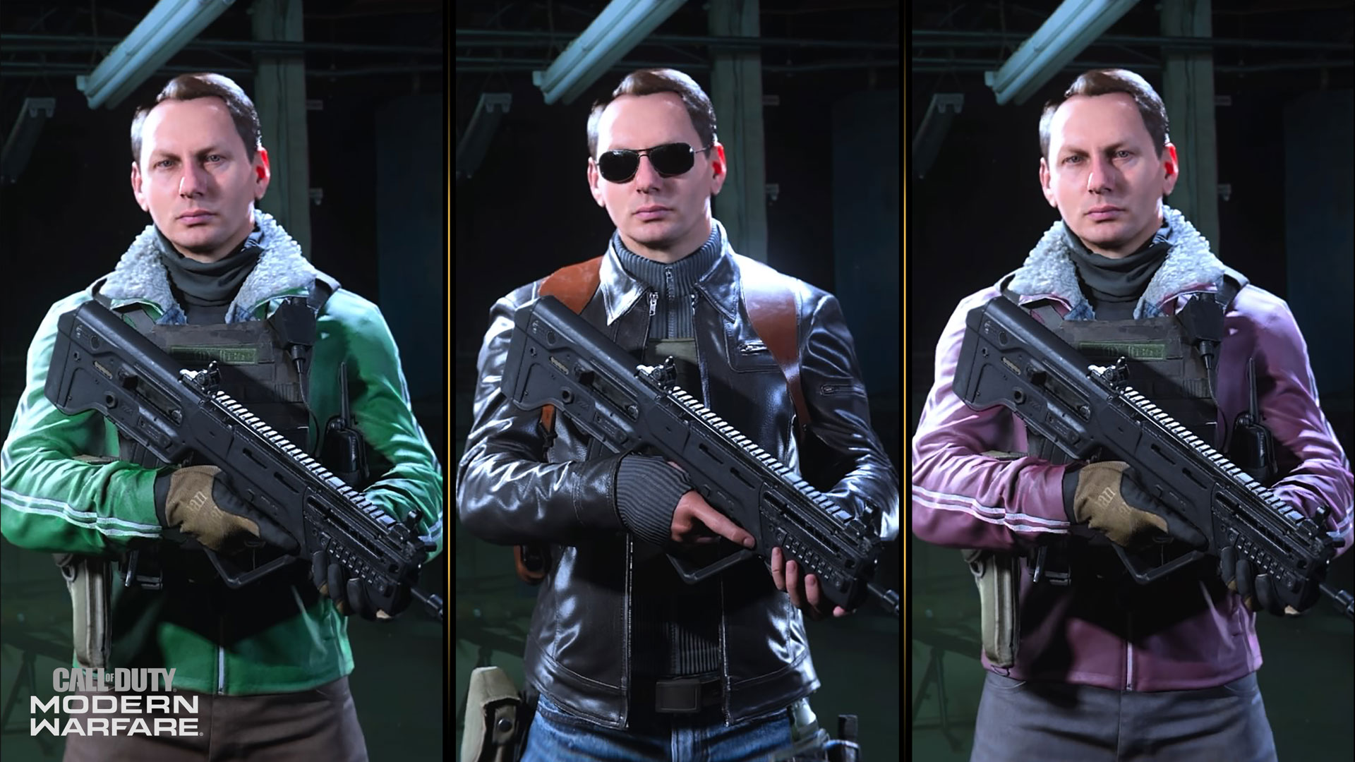 The Allegiance Operators of Call of Duty®: Modern Warfare® bring Mace to Battle - Image 5