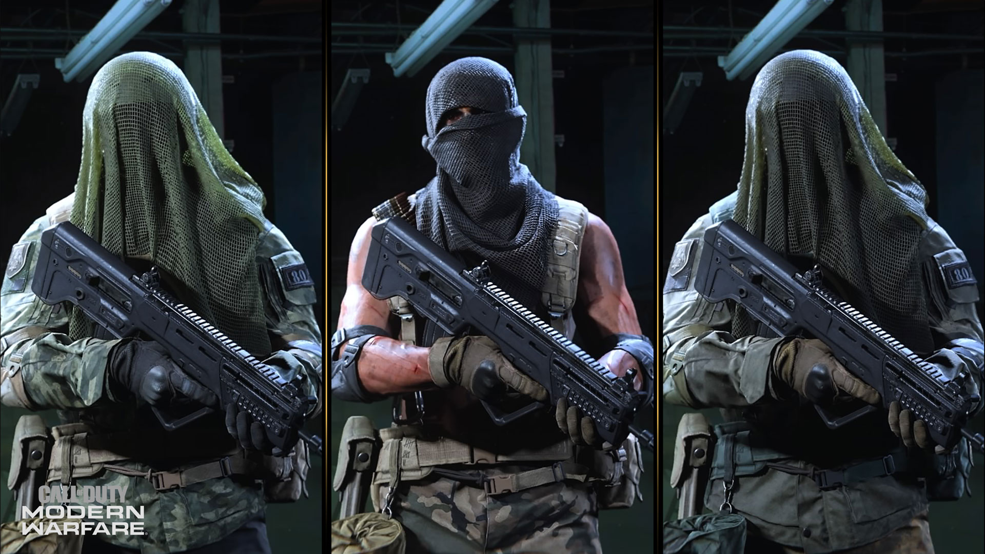 The Allegiance Operators of Call of Duty®: Modern Warfare® bring Mace to Battle - Image 4