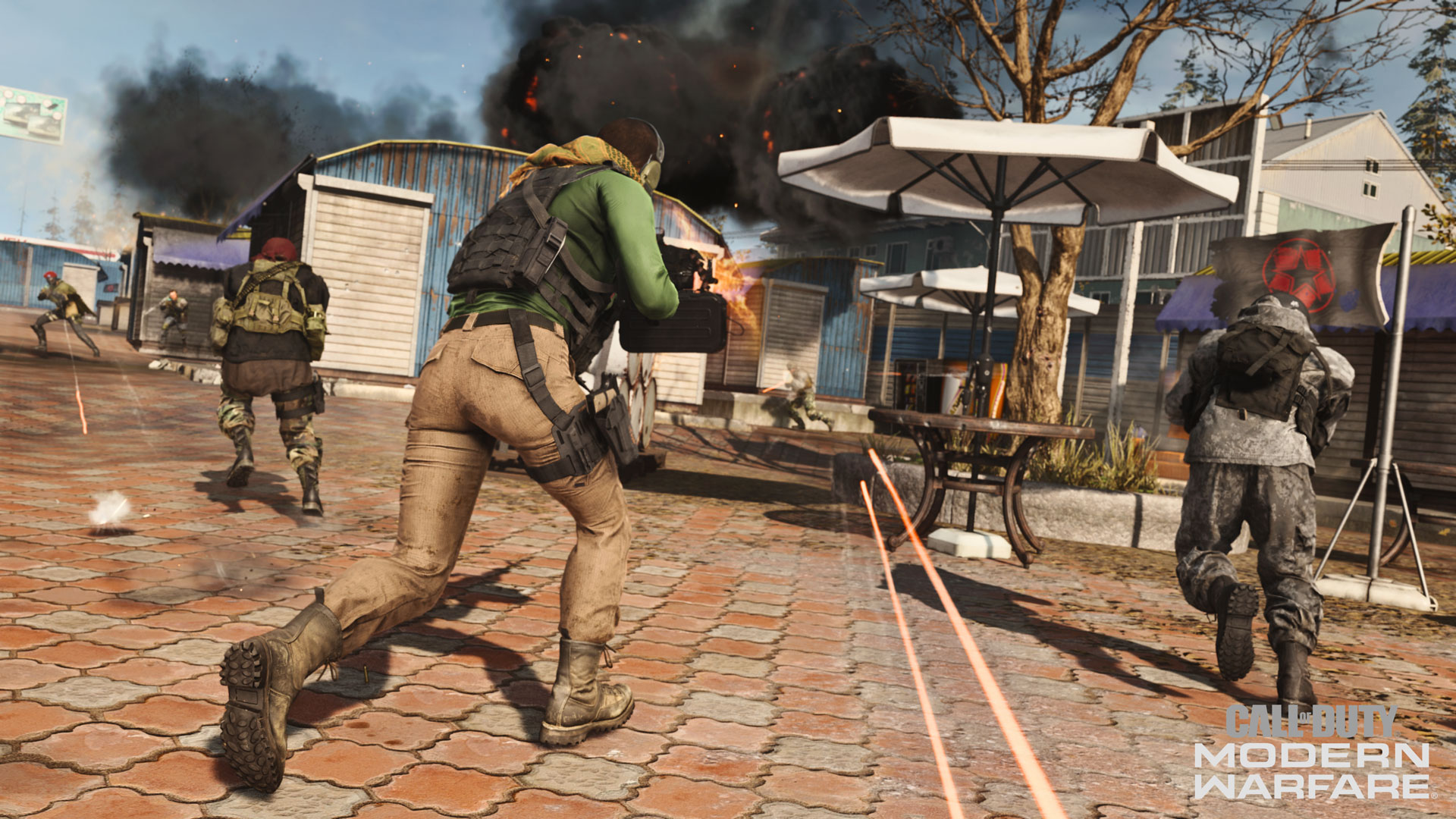 Captain Price leads the charge in a packed new Season of Call of Duty®: Modern Warfare® including Warzone - Image 8