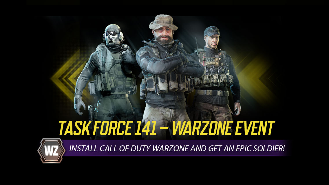Call of Duty: Mobile and Warzone: A Launch Celebration! - Image 1