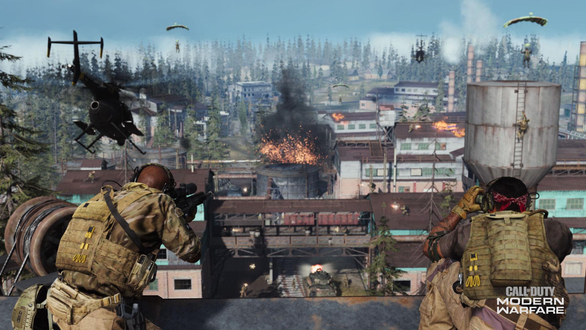 Modern Warfare Beta Boot Camp The Multiplayer Maps Updating