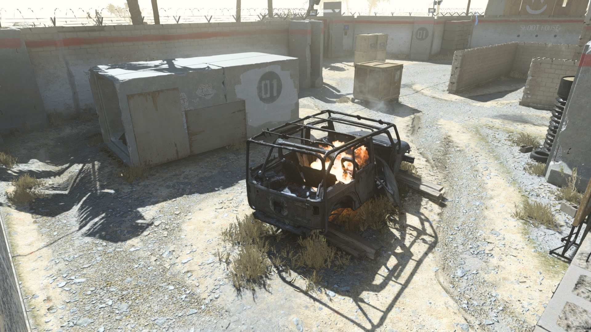 Modern Warfare® Tactical Map Intel: Shoot House on outdoor shooting range designs, building a gun room designs, indoor gun range designs, shooting barricade designs, shooting house designs,