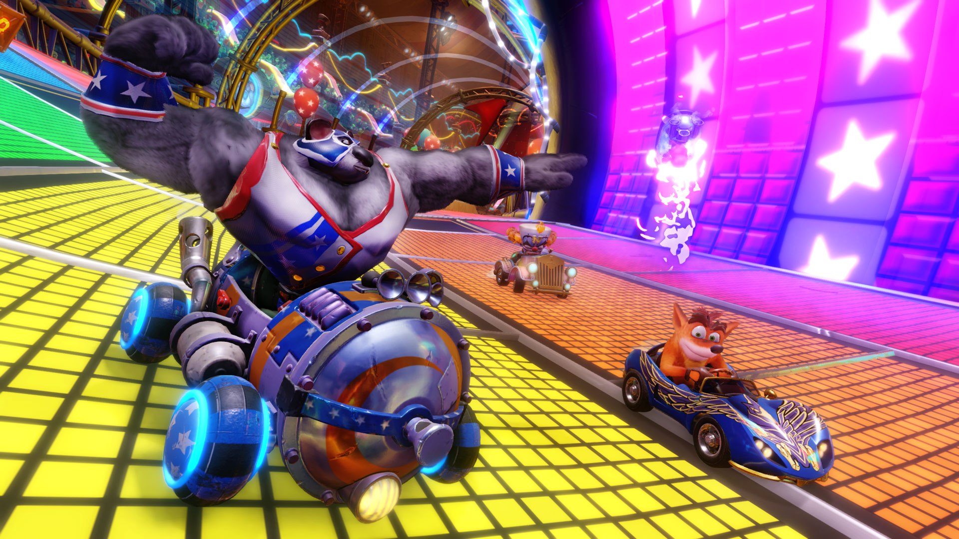 The Victory Lap for Crash™ Team Racing Nitro-Fueled's Grand Prix - Image 2