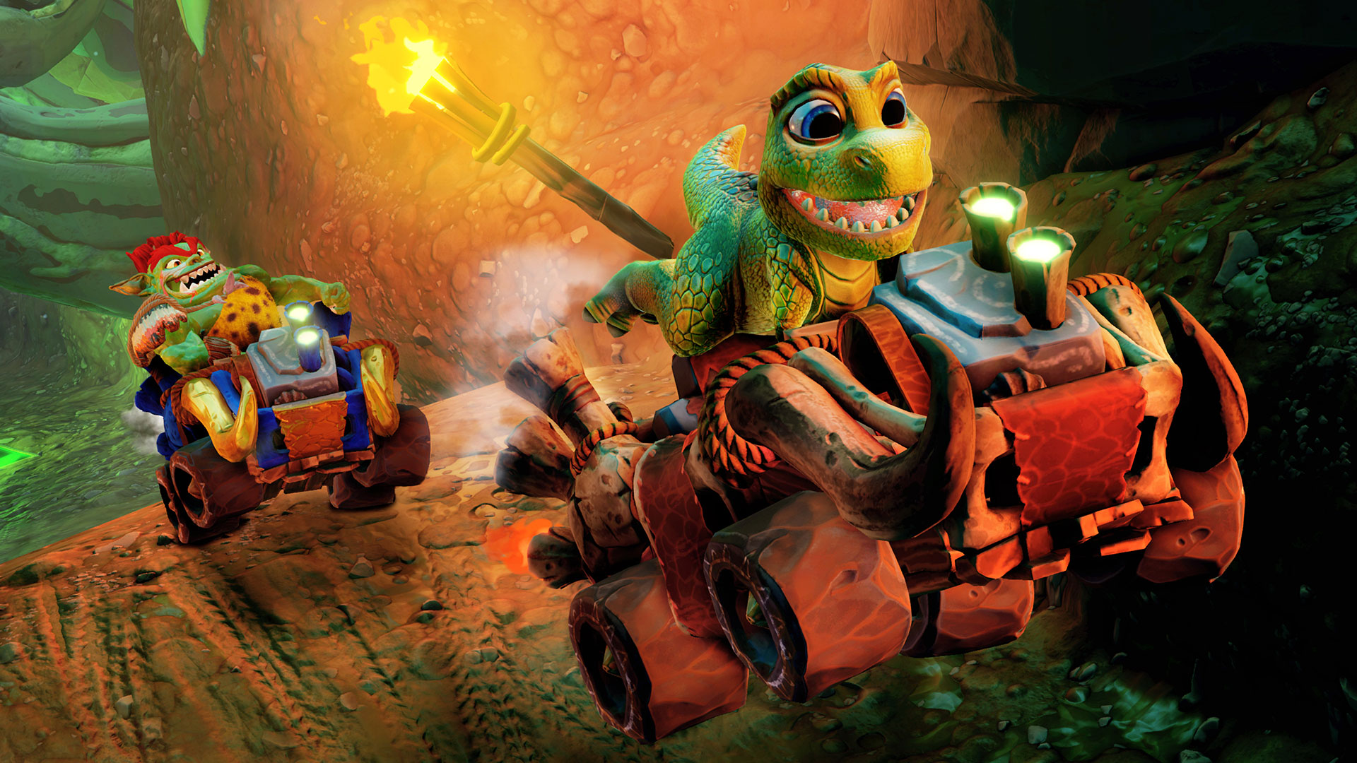 Get Ready to Go Prehistoric! The Back N  Time Grand Prix is