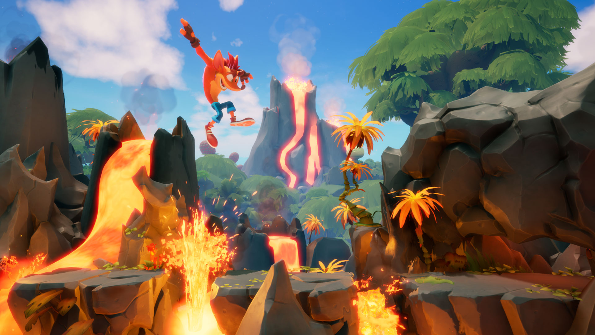 Just N.Time for Fall – Crash Bandicoot™ 4: It's About Time - Image 1