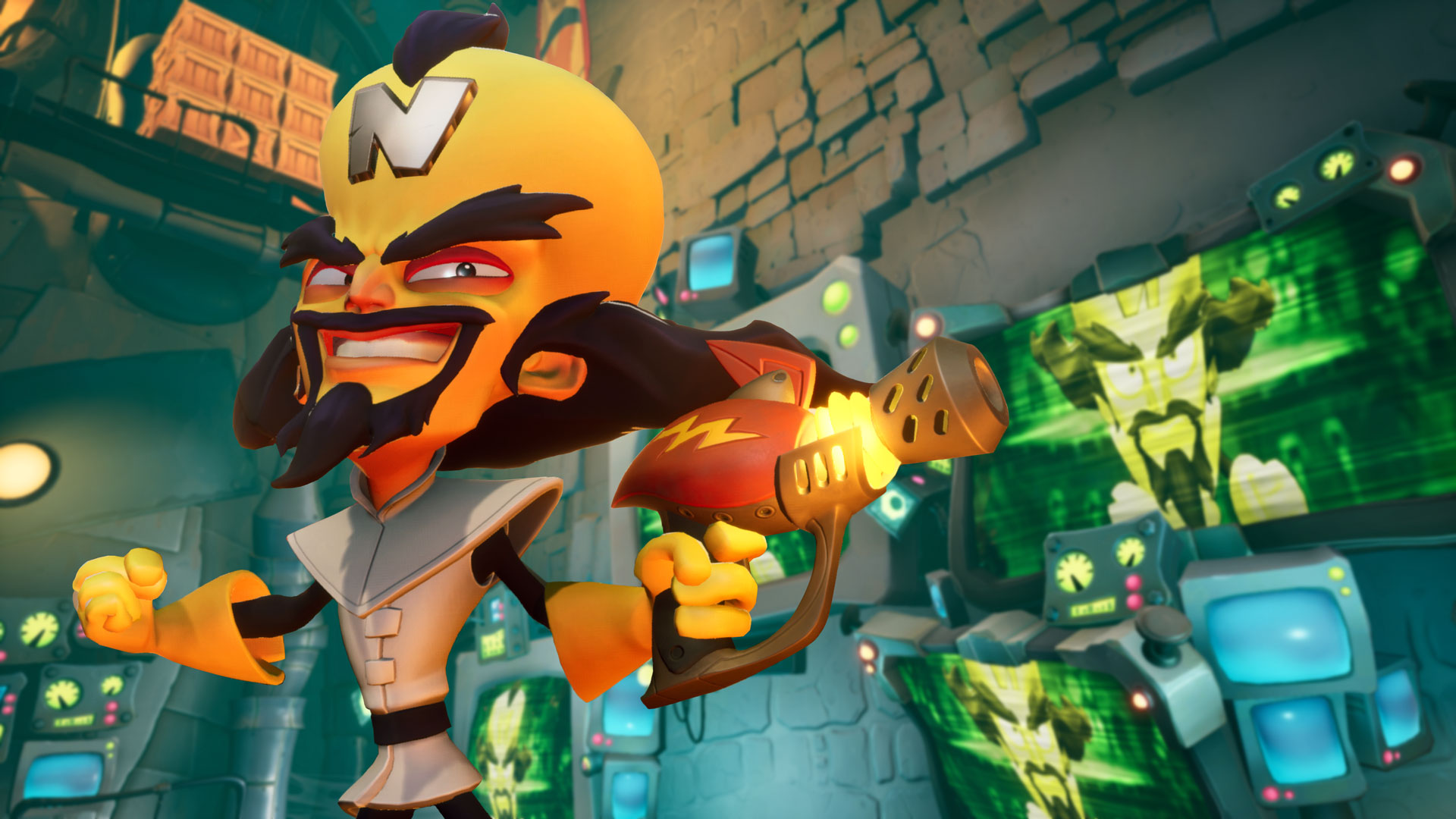 Just N.Time for Fall – Crash Bandicoot™ 4: It's About Time - Image 5