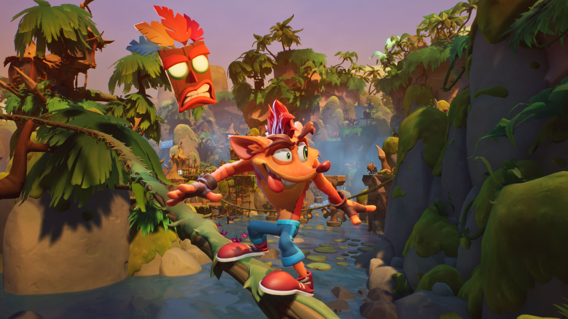 Just N.Time for Fall – Crash Bandicoot™ 4: It's About Time - Image 4