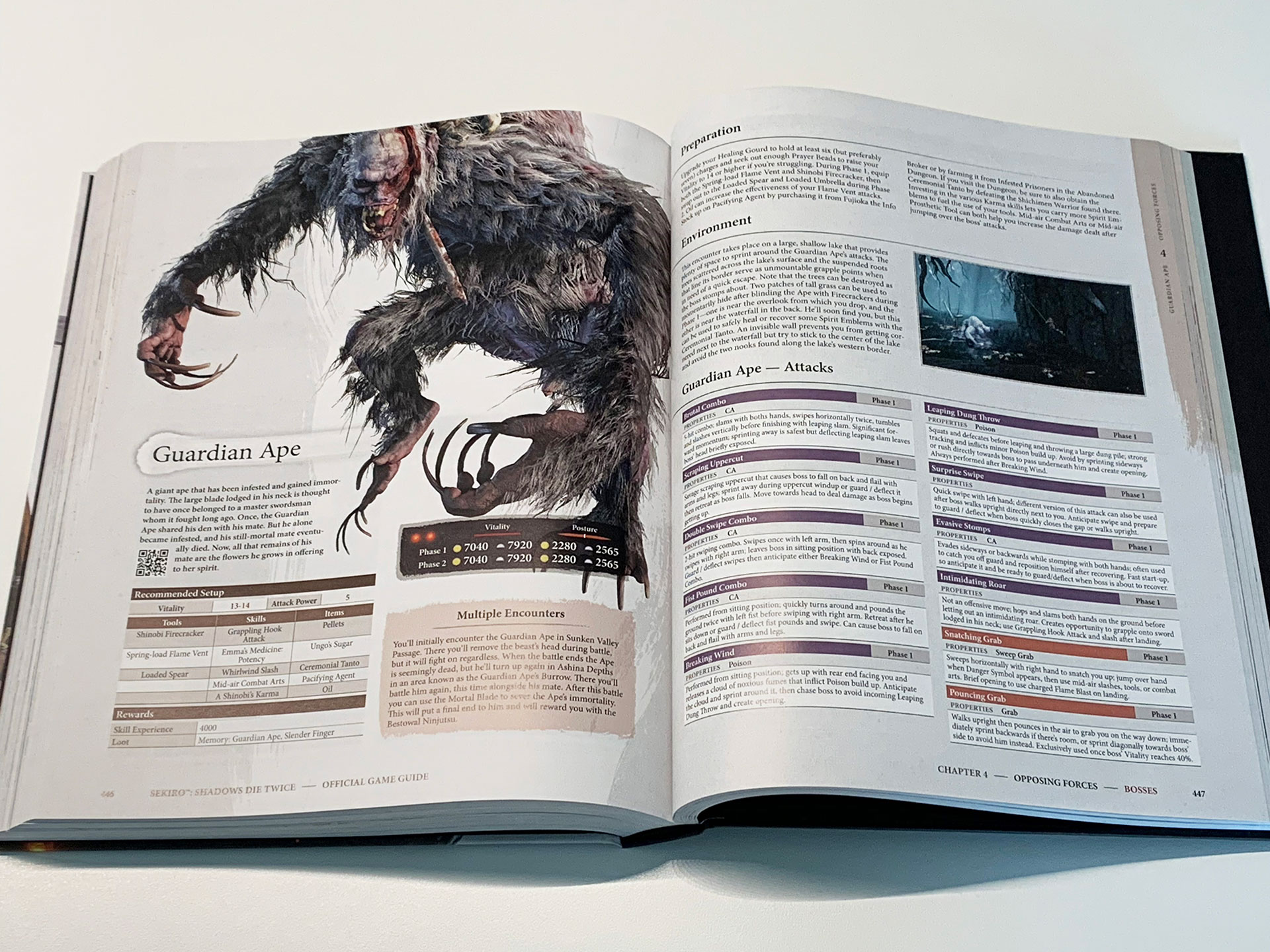 Sekiro Strategies: The Sekiro™: Shadows Die Twice, Official Game Guide is Now Available to Order.